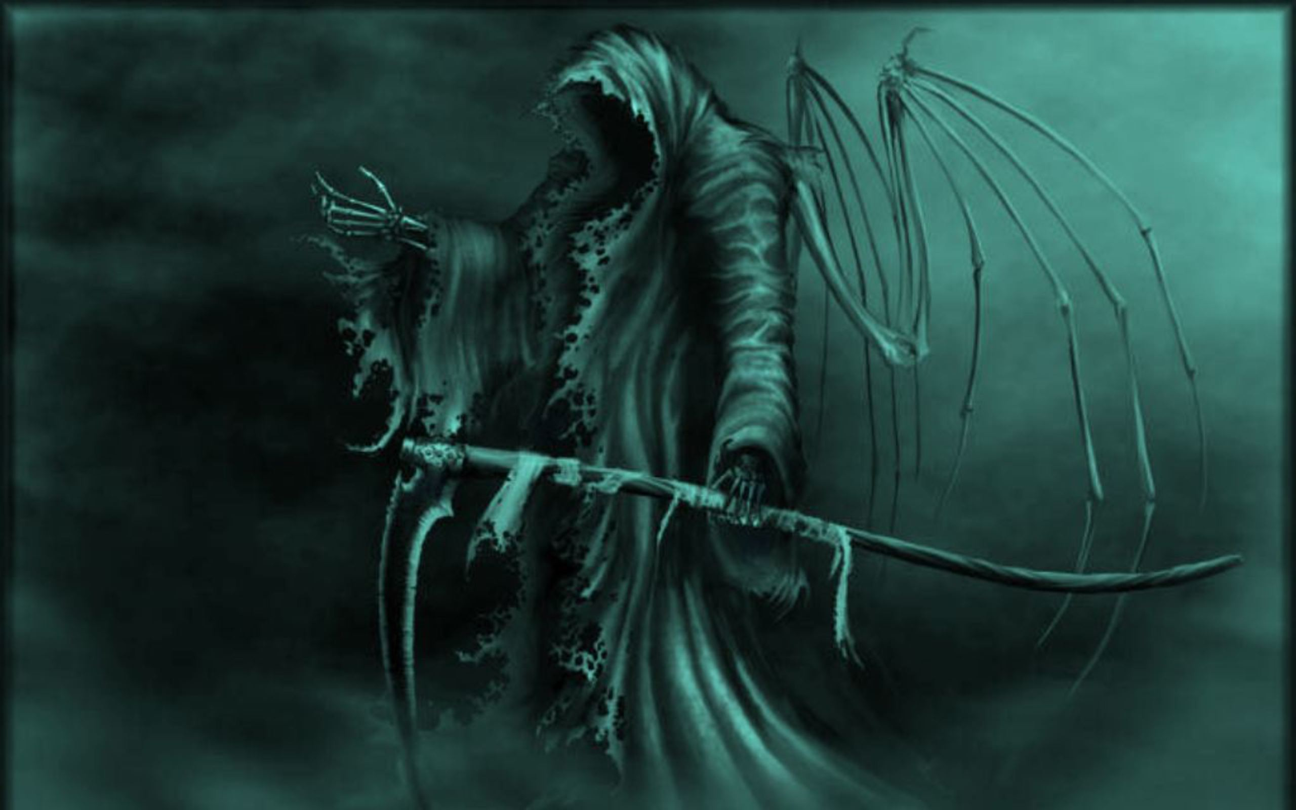 Res: 2560x1600,  HD Wallpaper | Background ID:114307.  Dark Grim Reaper.  54 Like. Favorite