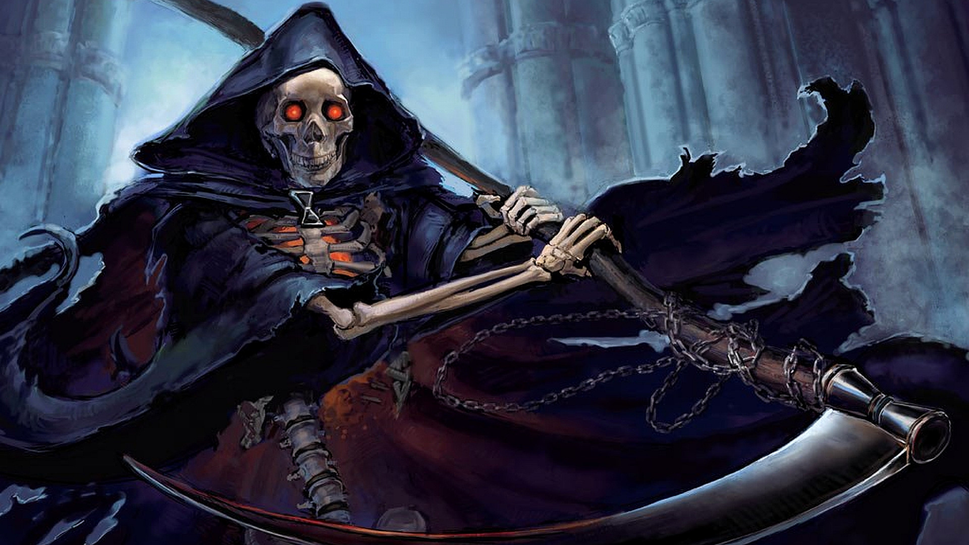 Res: 1920x1080, Grim Reaper Wallpaper Awesome Grim Reaper Full Hd Wallpaper and Background  Image