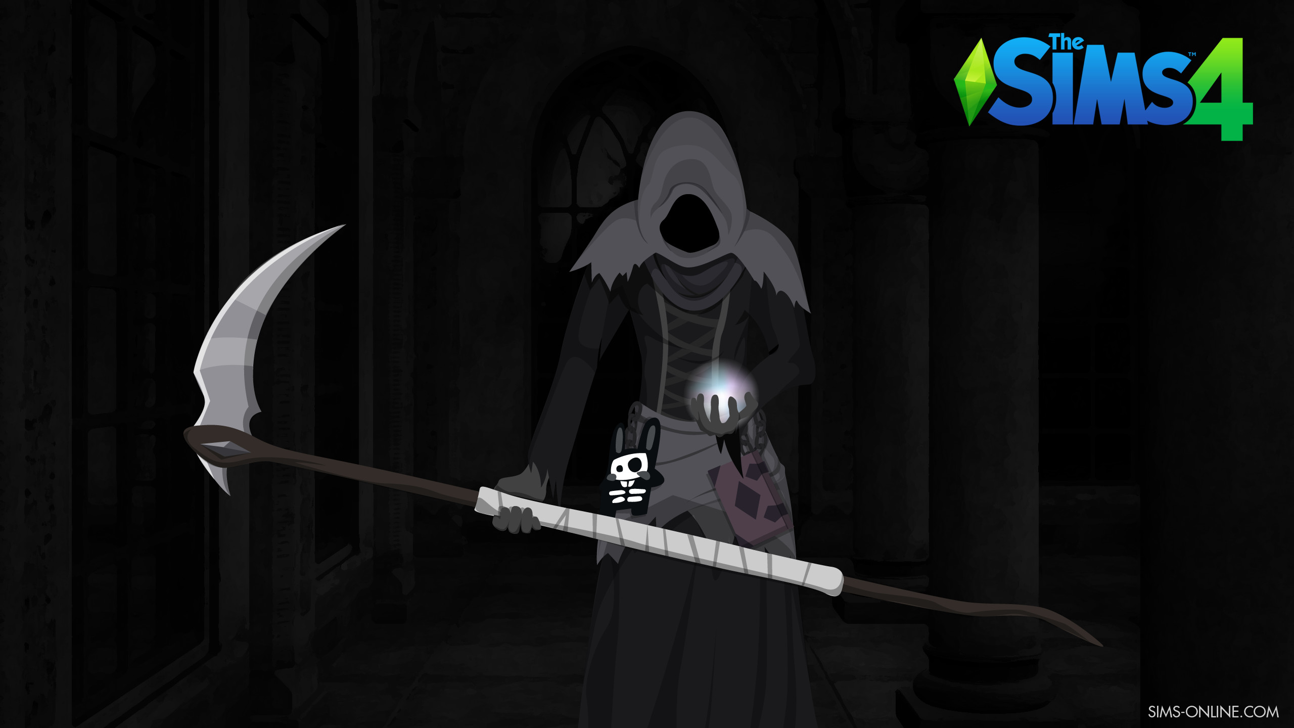 Res: 2560x1440, Grim Reaper Wallpaper  Grim Reaper Wallpaper  ...
