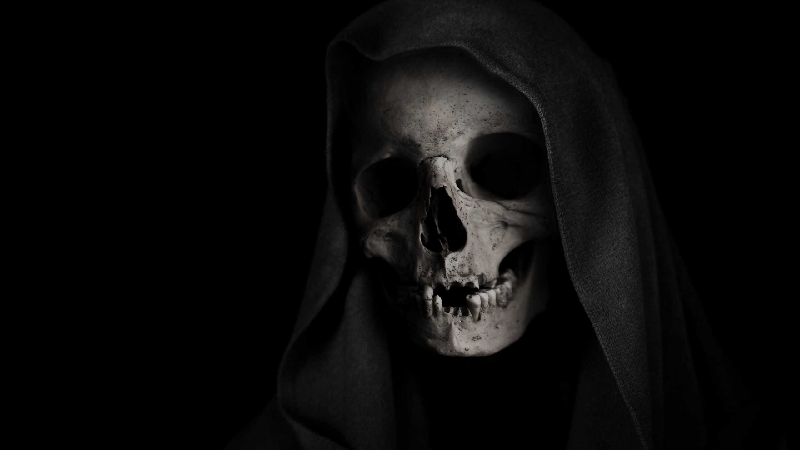 Res: 2560x1440, Creative Graphics / Grim Reaper Wallpaper