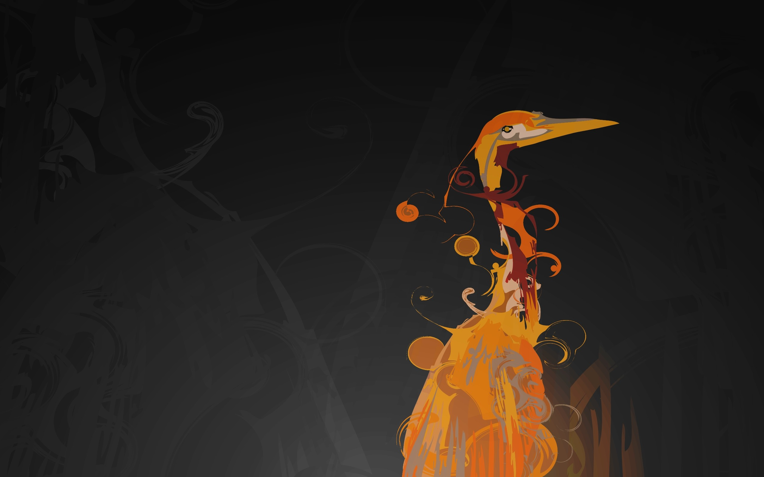Res: 2560x1600, Heron Wallpaper 61