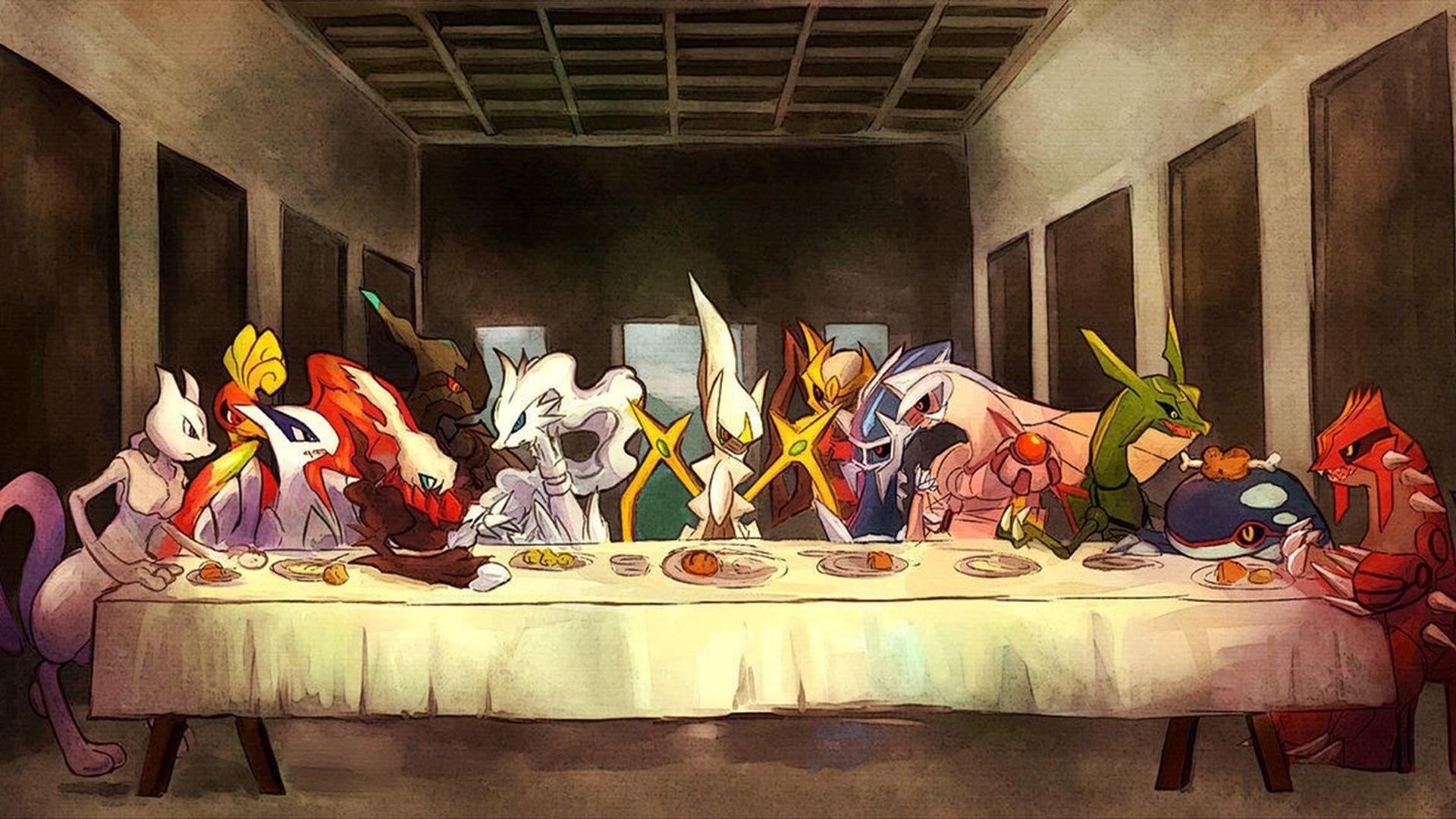 Res: 1920x1080, Arceus Pokémon · HD Wallpaper | Background Image ID:838916