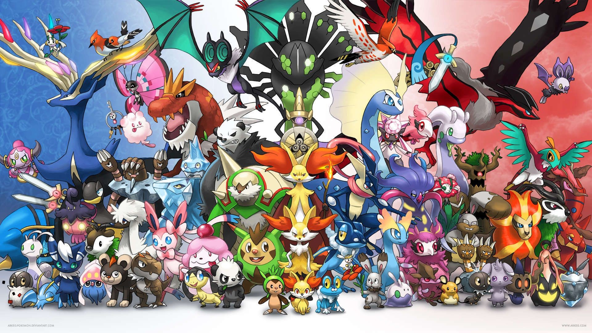 Res: 1920x1080, Pokemon HD Wallpapers 9