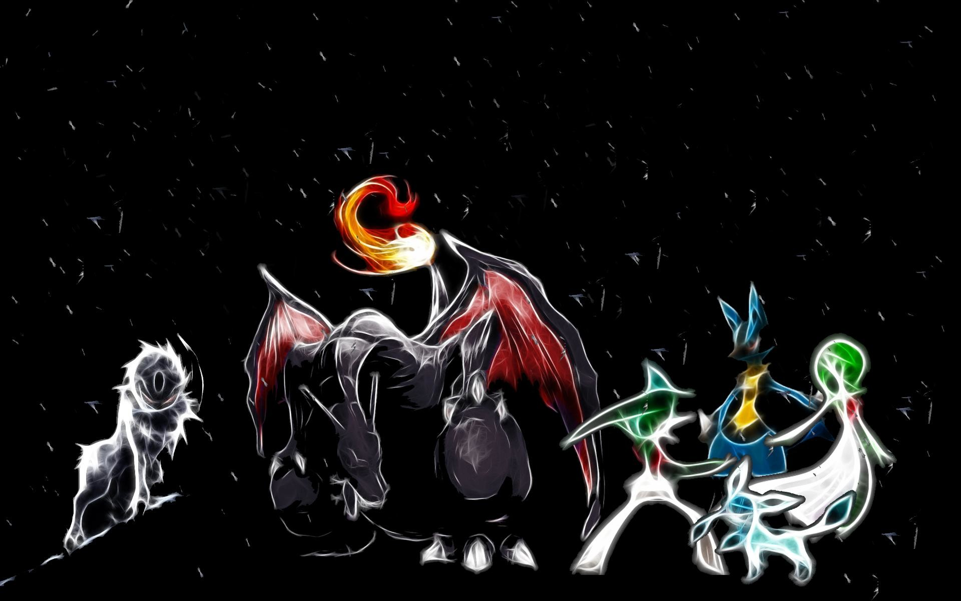 Res: 1920x1200, dark pokemon wallpaper #373974 .