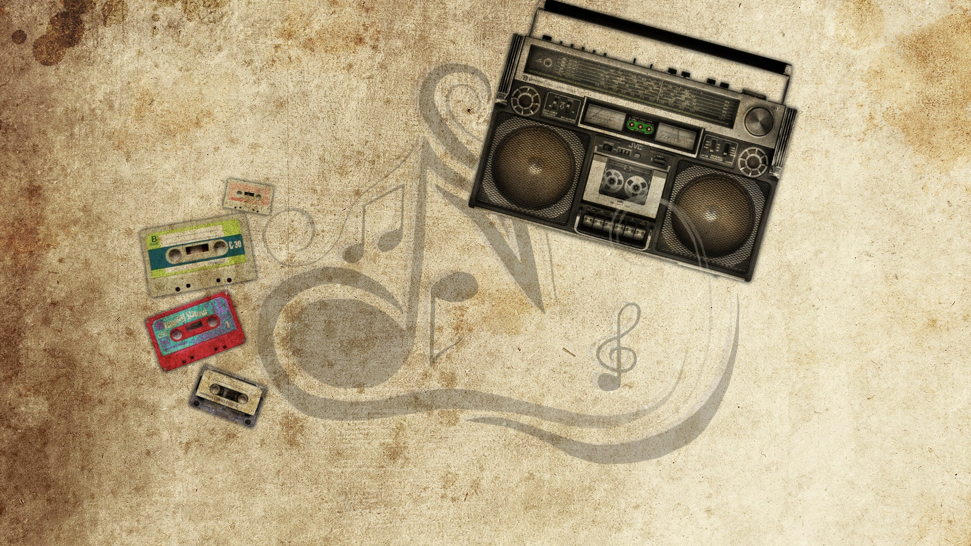 Res: 1920x1080, Music Wallpaper by openoceans Music Wallpaper by openoceans