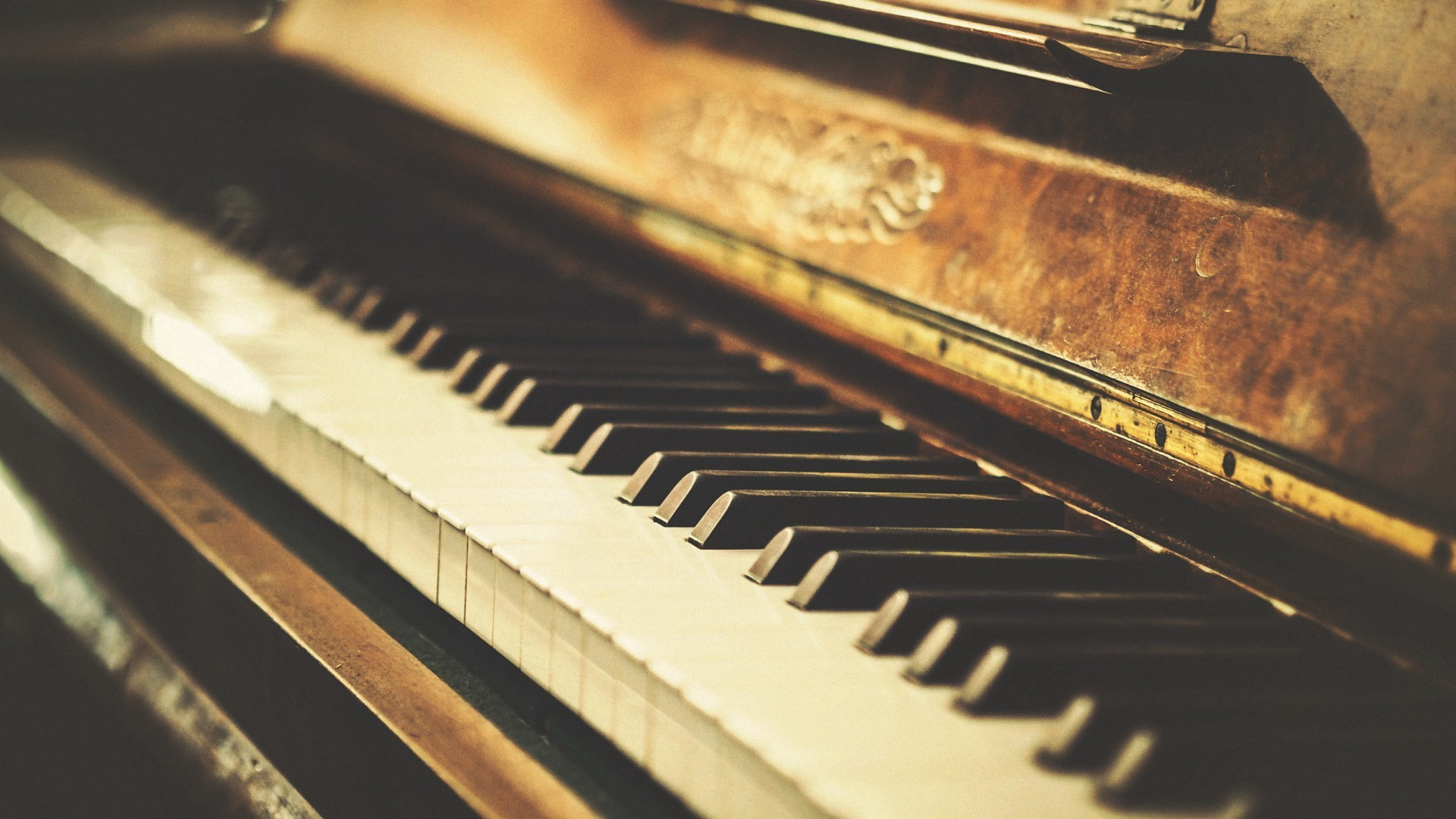 Res: 1920x1080, Piano Retro Music Hd Wallpapers