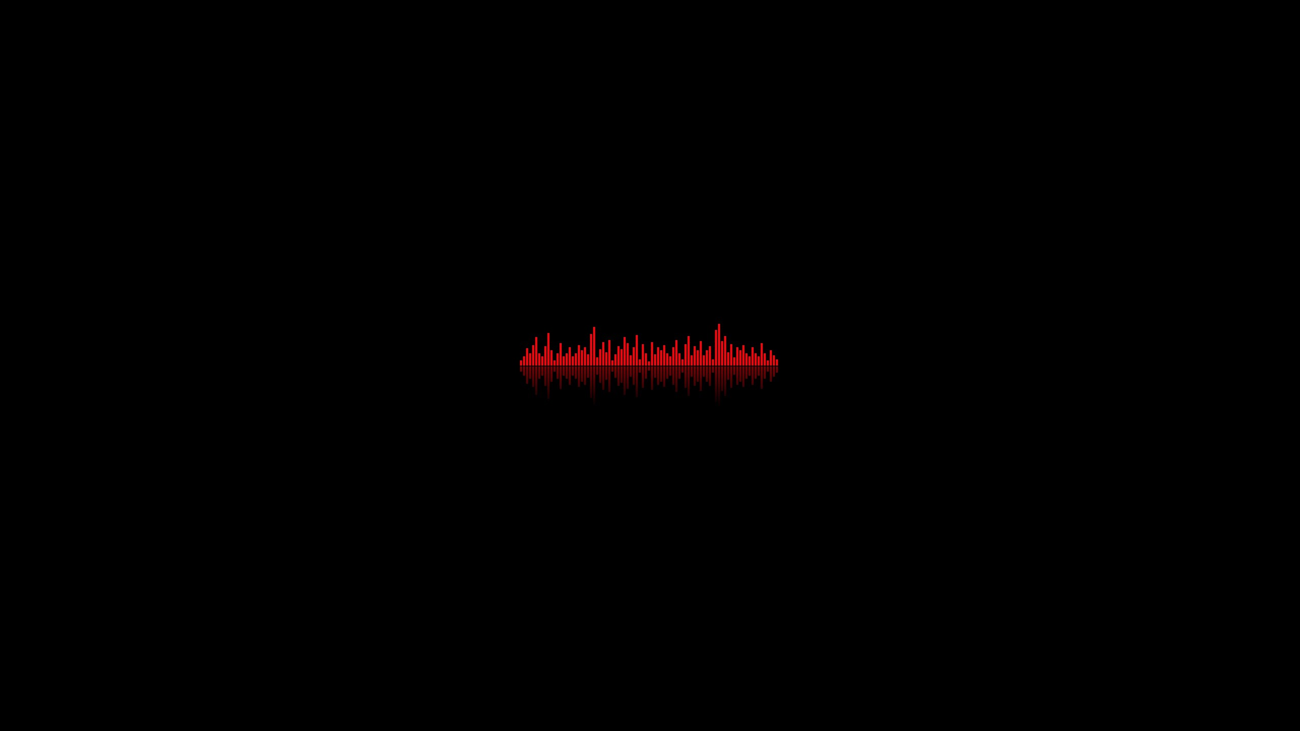 Res: 2560x1440,  Wallpaper background, equalizer, dark, lines, ribbed, red