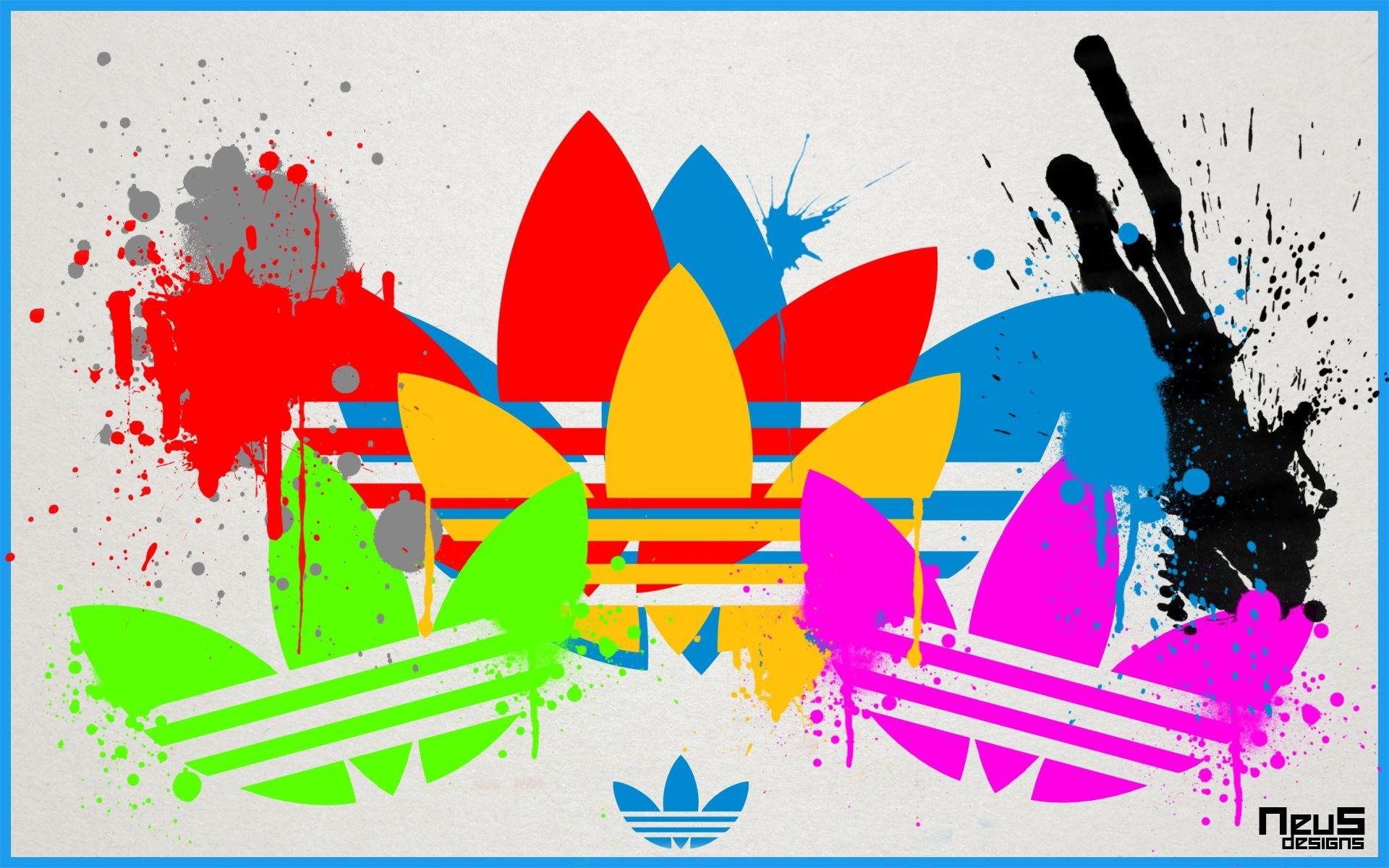 Res: 1920x1200, adidas originals - splatter wallpaper - by on DeviantArt