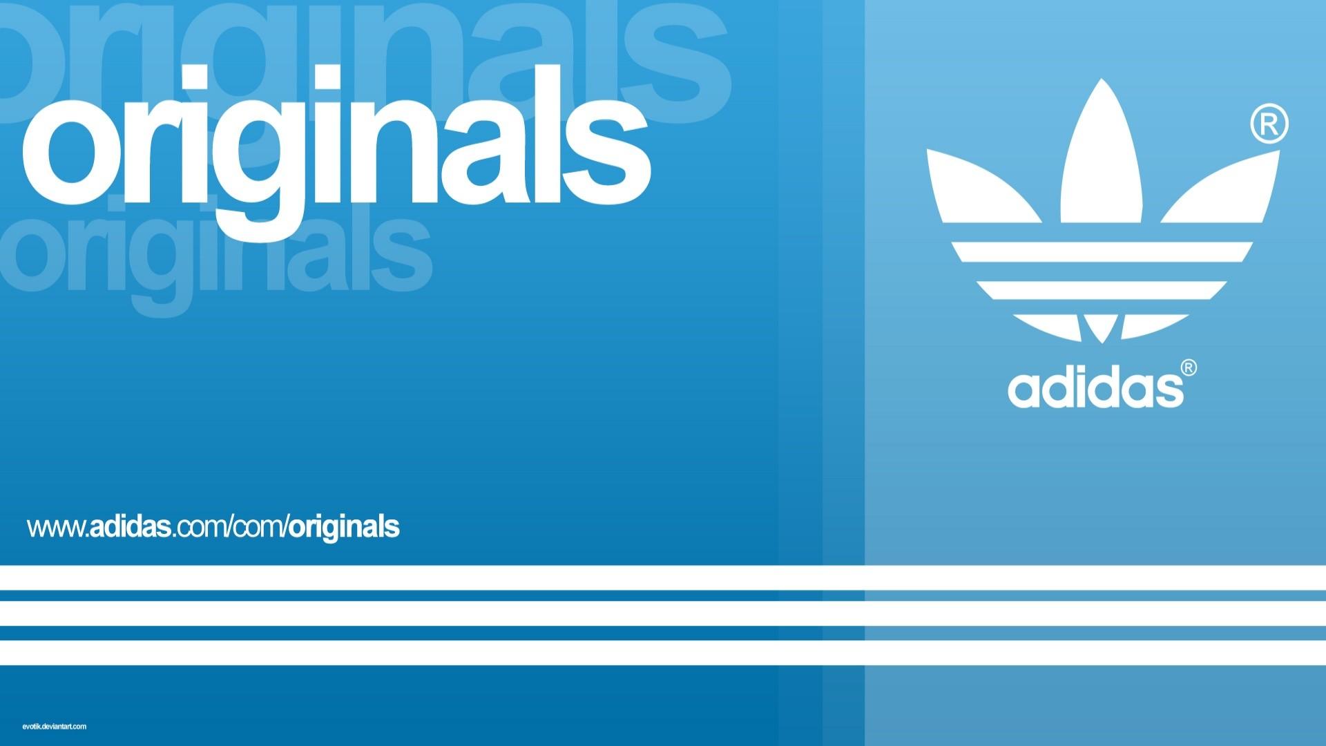 Res: 1920x1080, Adidas Originals Logo Desktop Wallpaper #4865 Wallpaper