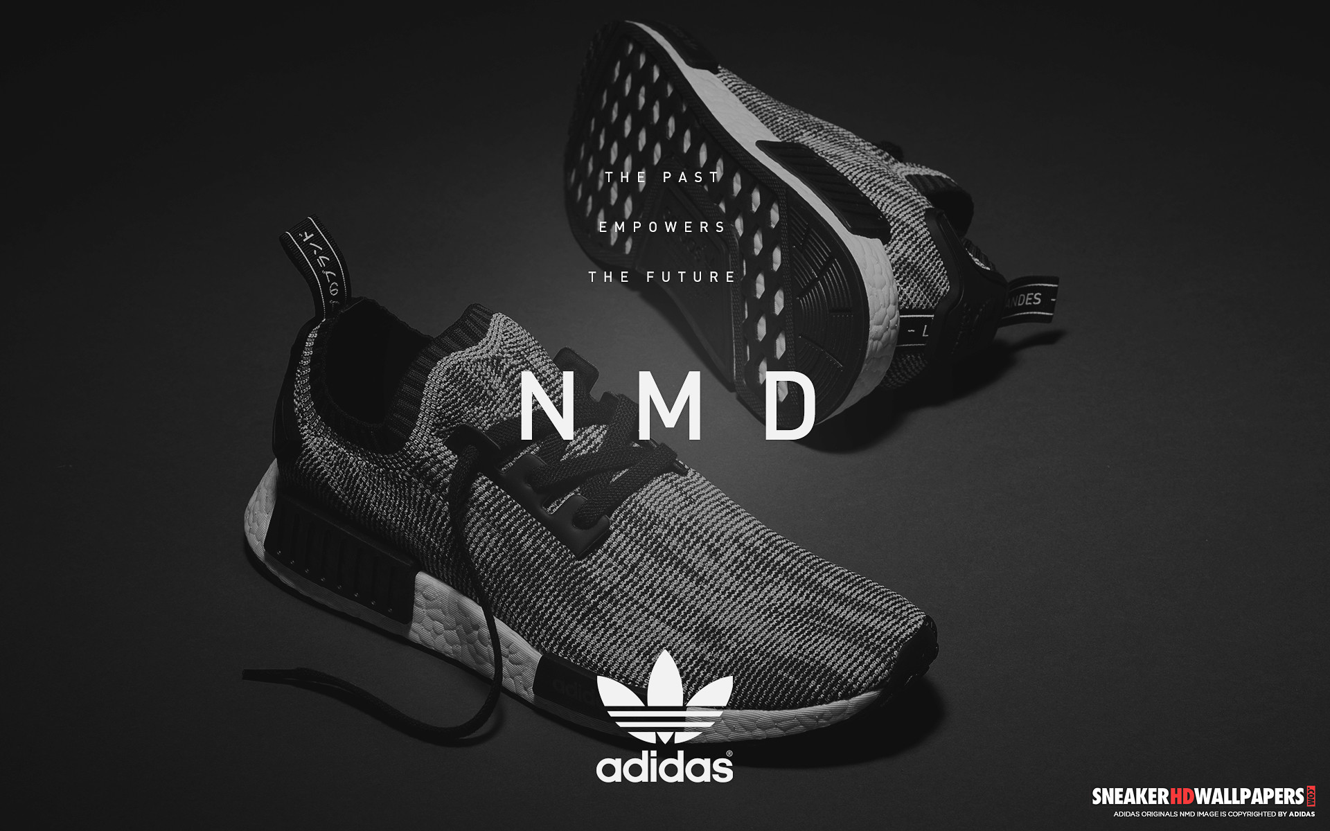 Res: 1920x1200, ... Adidas NMD iPhone 6S / 6S Plus wallpaper