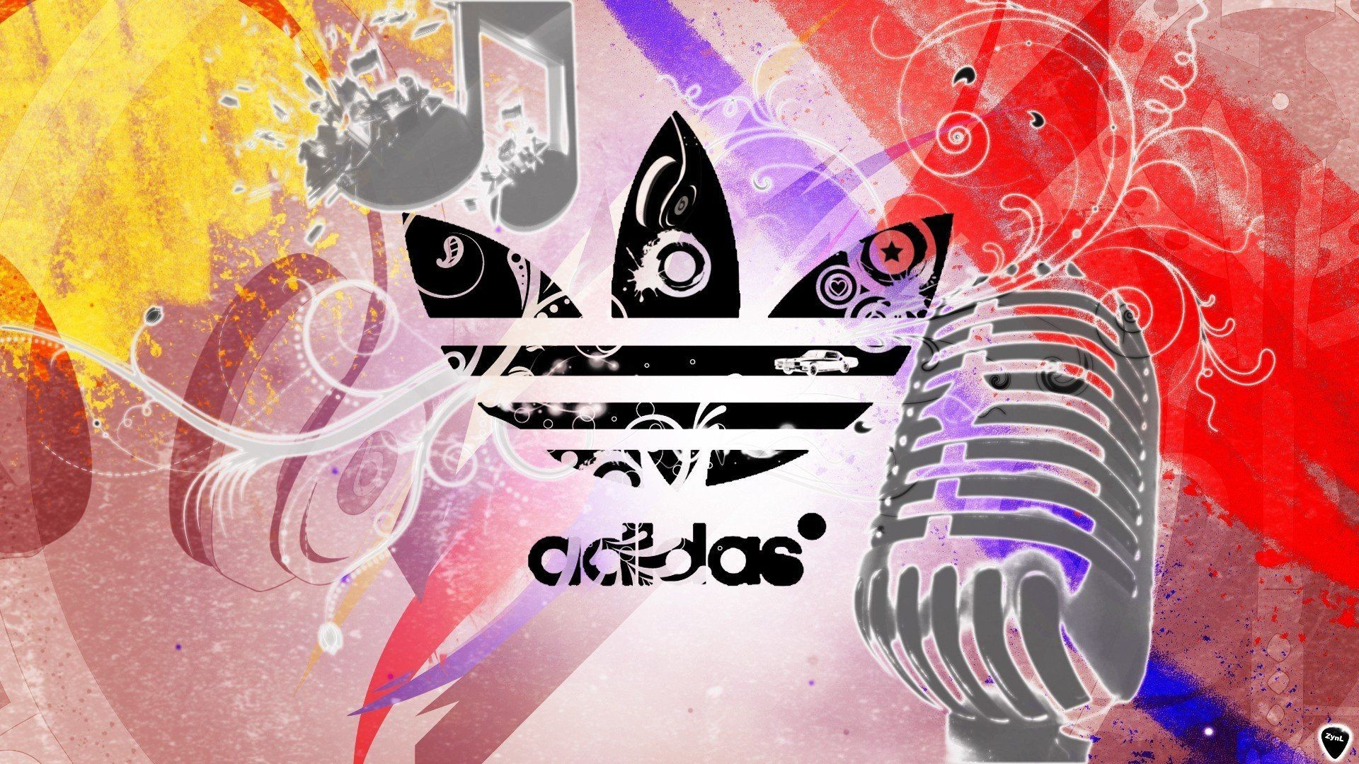 Res: 1920x1080, Collection of Adidas Wallpaper Logo on HDWallpapers 1920×1080 Imagenes Adidas  Wallpapers (32 Wallpapers) | Adorable Wallpapers
