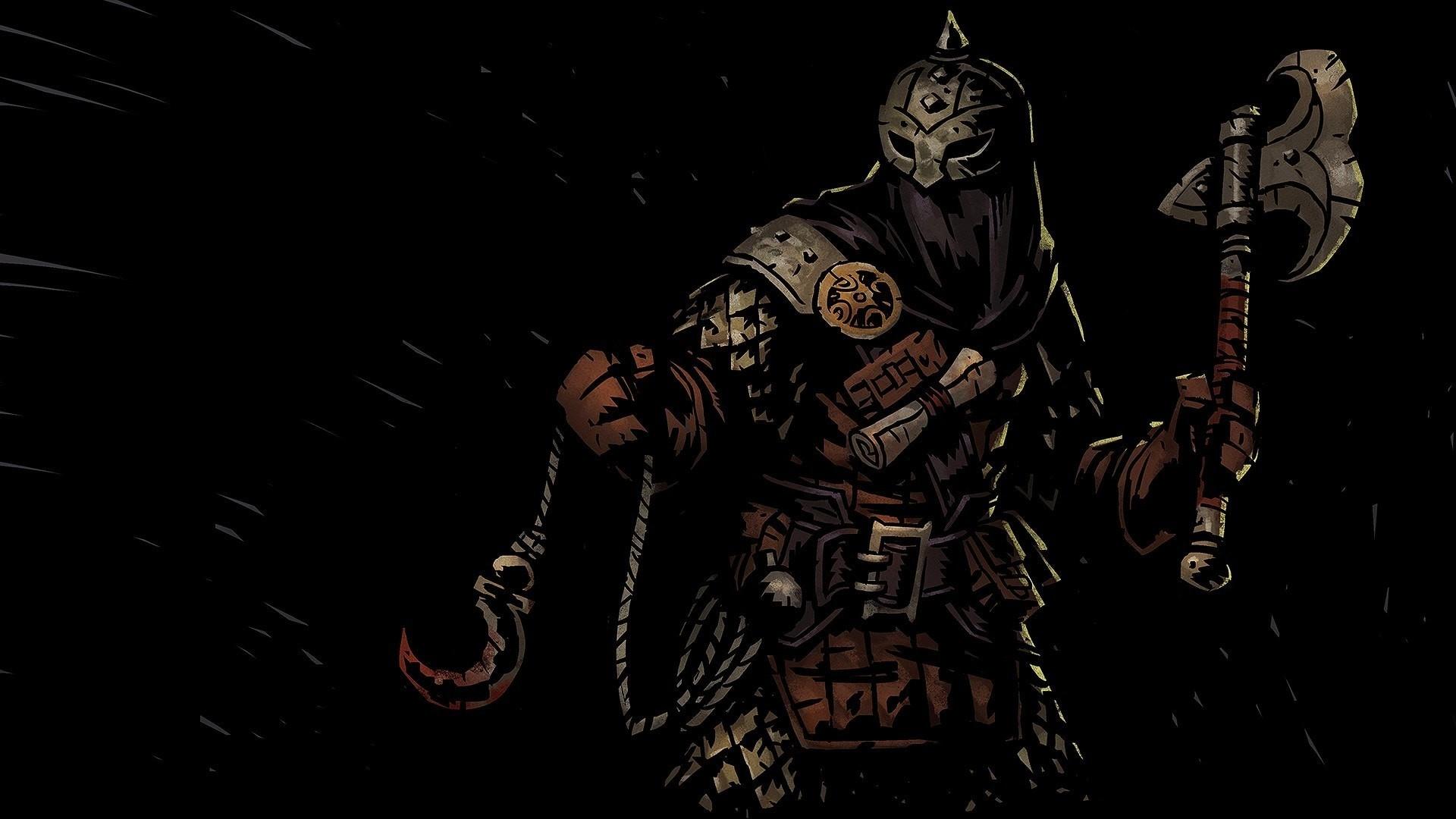 Res: 1920x1080, Darkest Dungeon: Bounty Hunter Wallpapers