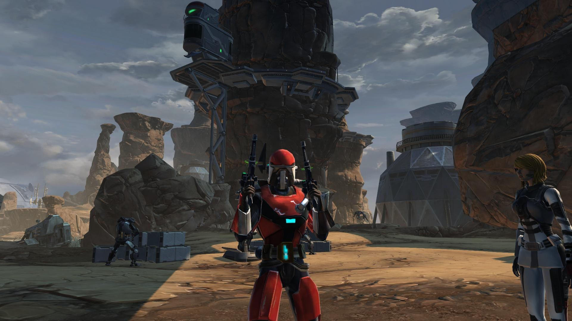 Res: 1920x1080, Images For > Swtor Bounty Hunter Wallpaper