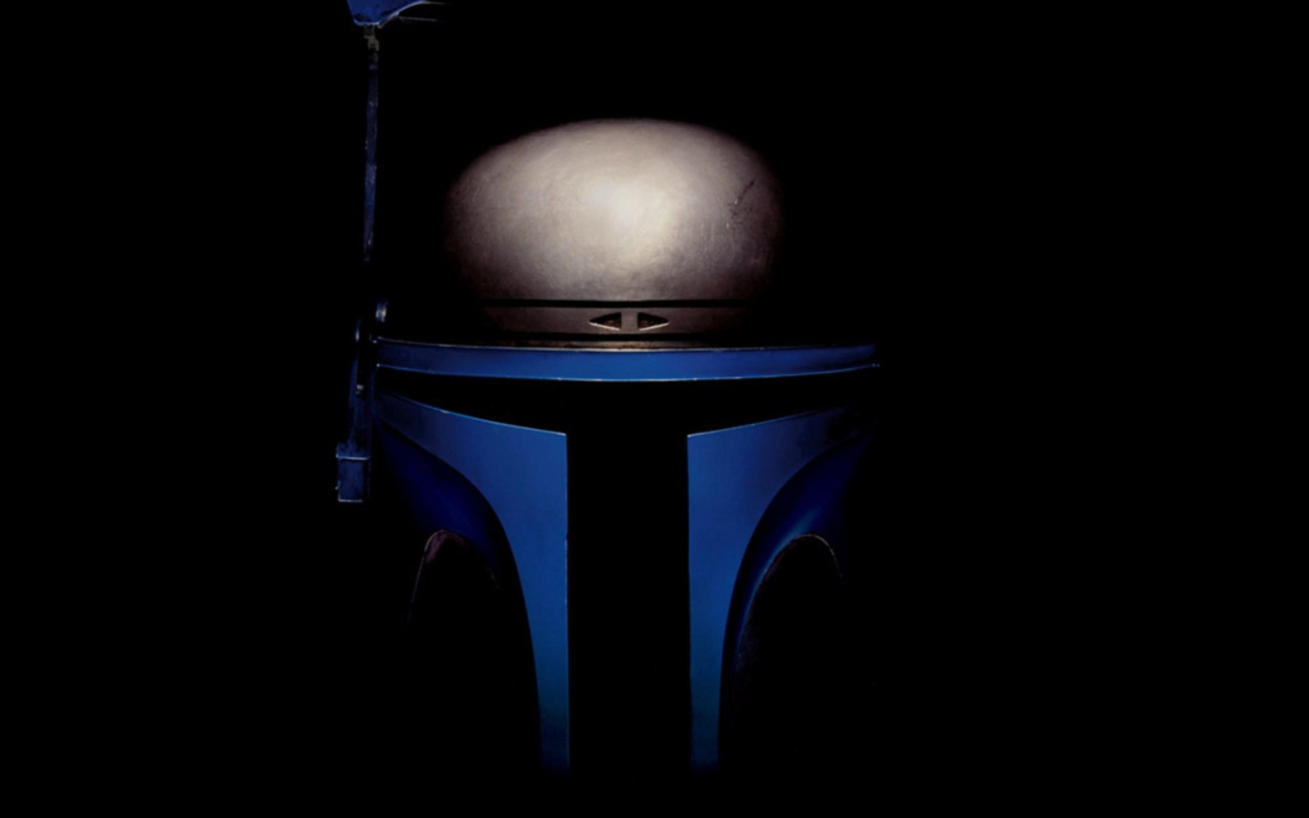 Res: 2560x1600, Movie - Star Wars Jango Fett Helmet Wallpaper