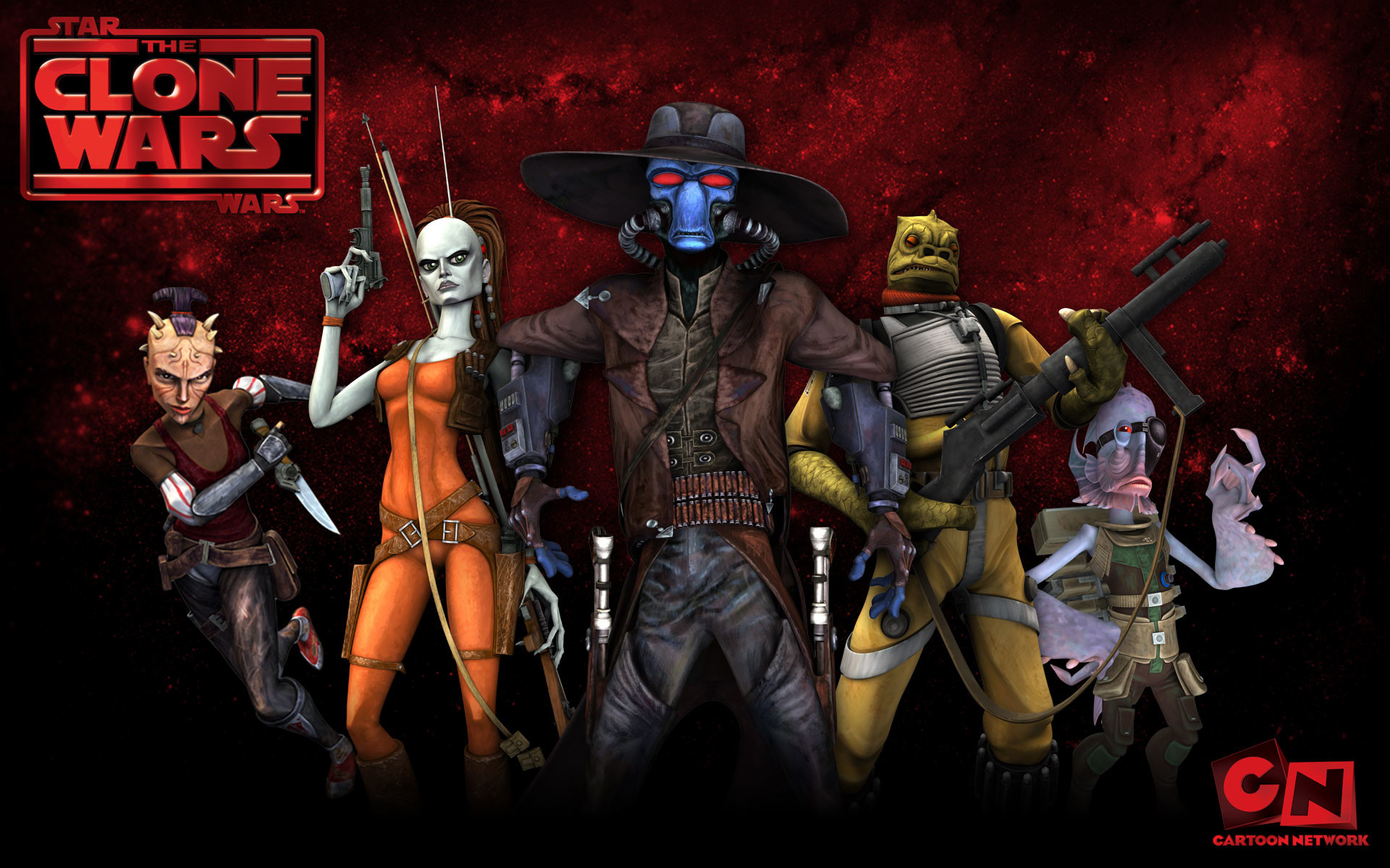 Res: 1920x1200, Bounty Hunters From The Clone Wars Desktop Wallpaper Hd Star For Mobile  Phones Pics Bountyhunters