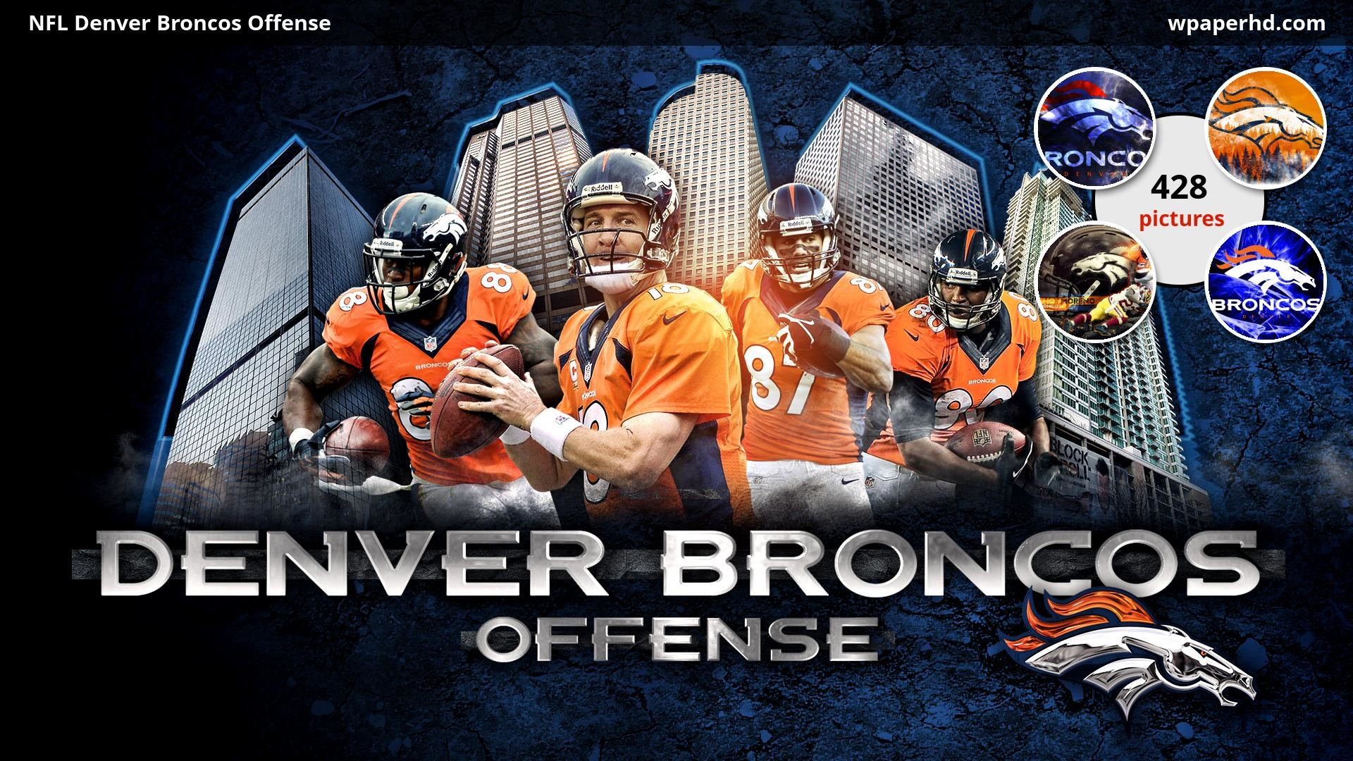 Res: 1920x1080, Description NFL Denver Broncos Offense wallpaper from Football category.  You are on page with NFL Denver Broncos Offense wallpaper ...