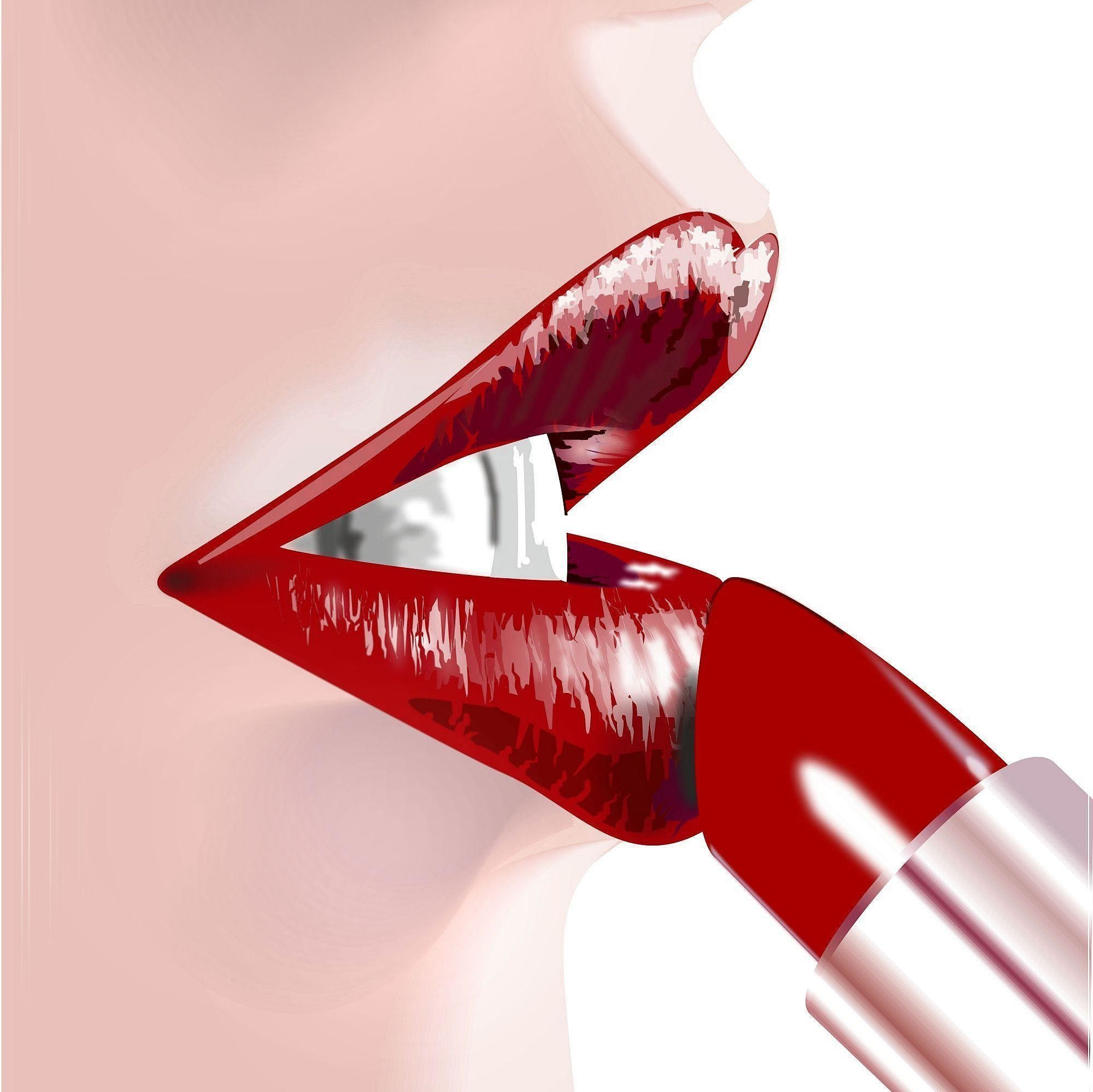 Res: 2000x1998, Lipstick Wallpapers - Wallpaper Cave