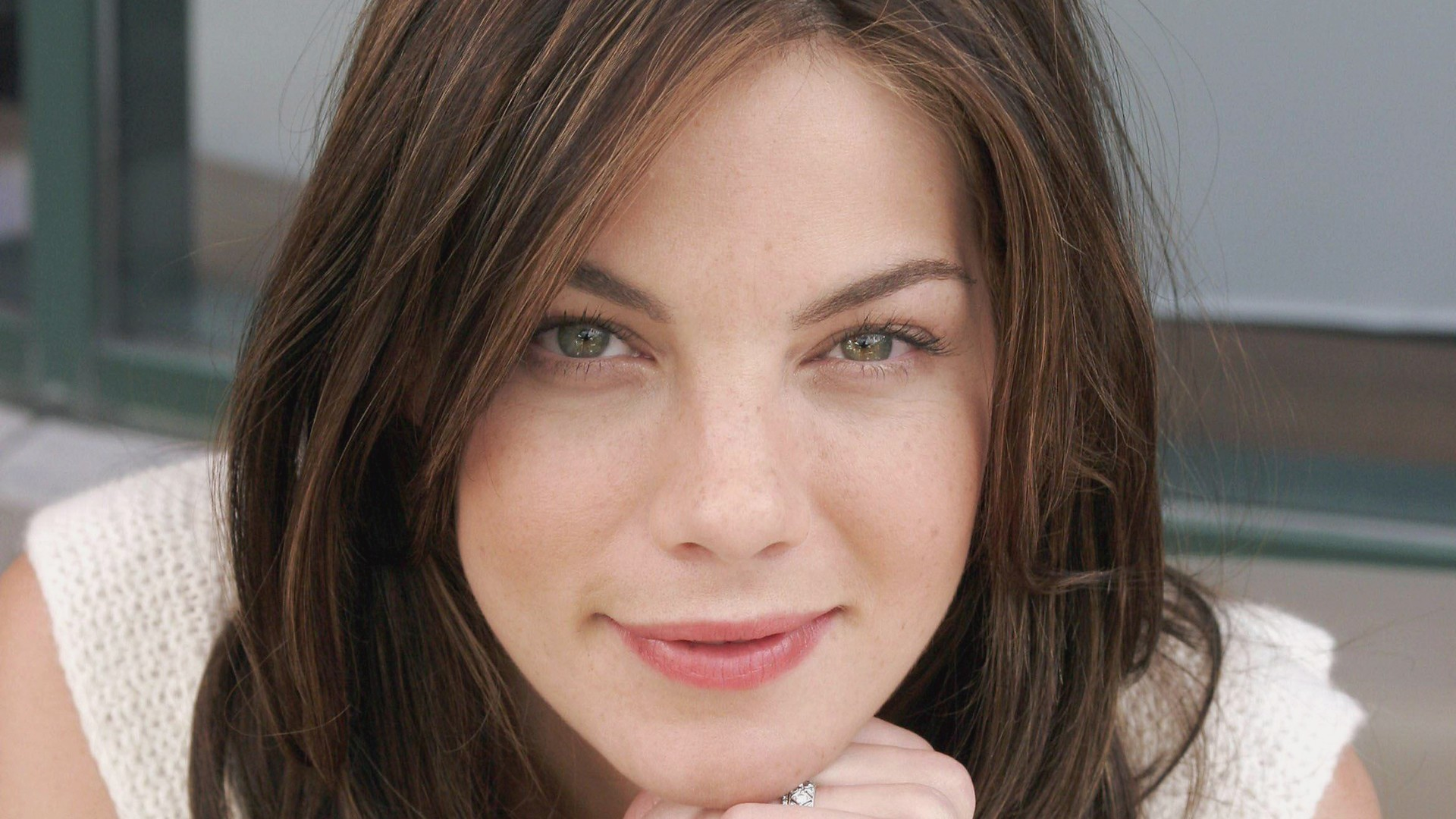 Res: 1920x1080, Michelle Monaghan Face Wallpaper 53583
