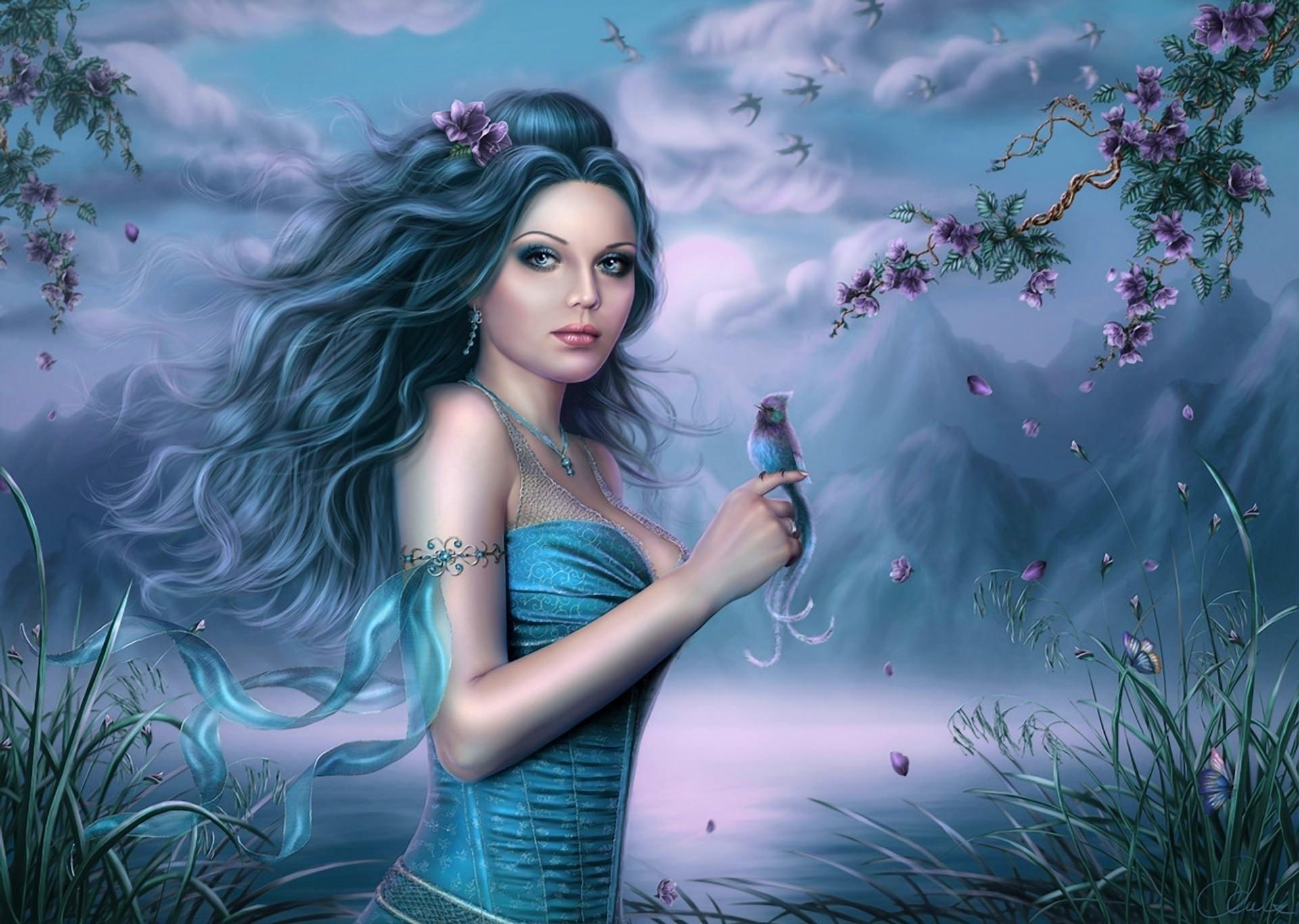 Res: 1920x1366, 3D Cute Girl Wallpaper free download