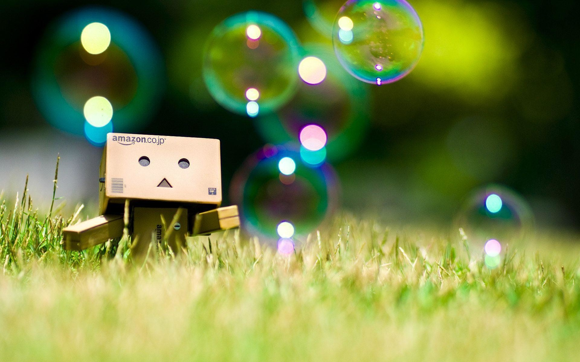 Res: 1920x1200, Danbo cute 3D Wallpaper for computer background