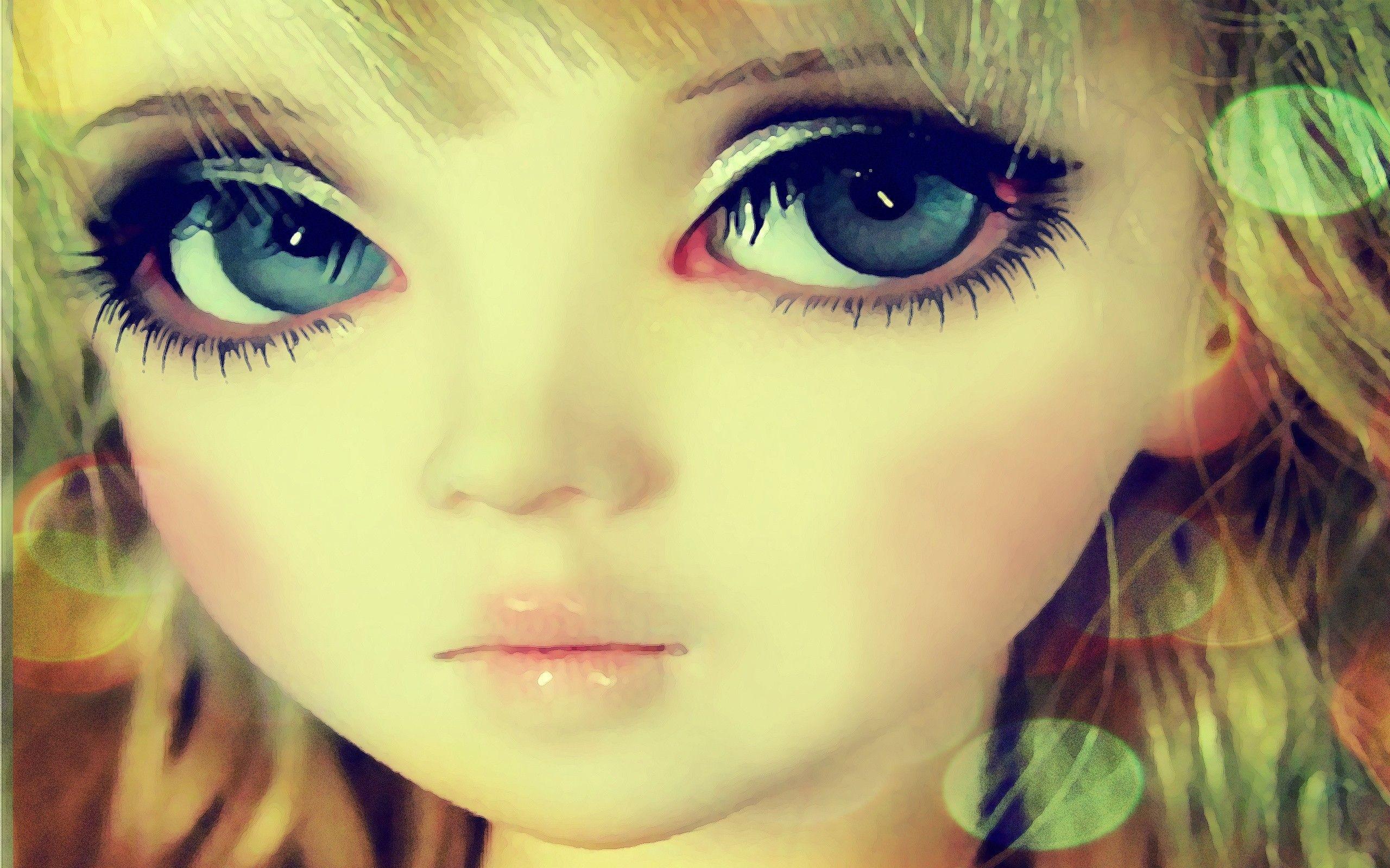 Res: 2560x1600, Cute Dolls | Dolls Cute Face of Doll – HD Wallpapers Desktop Wallpapers 3D .