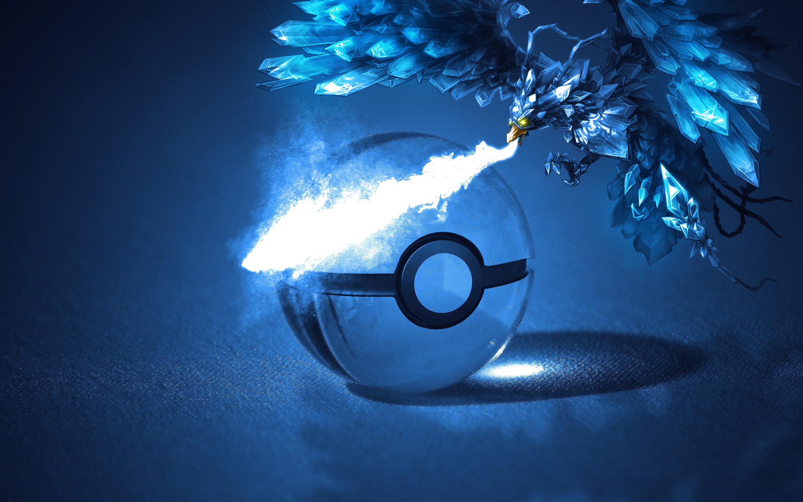 Res: 2560x1600, Pokemon 3D Wallpaper, FHDQ Backgrounds, Delinda Jager