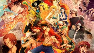 One Pieces wallpapers