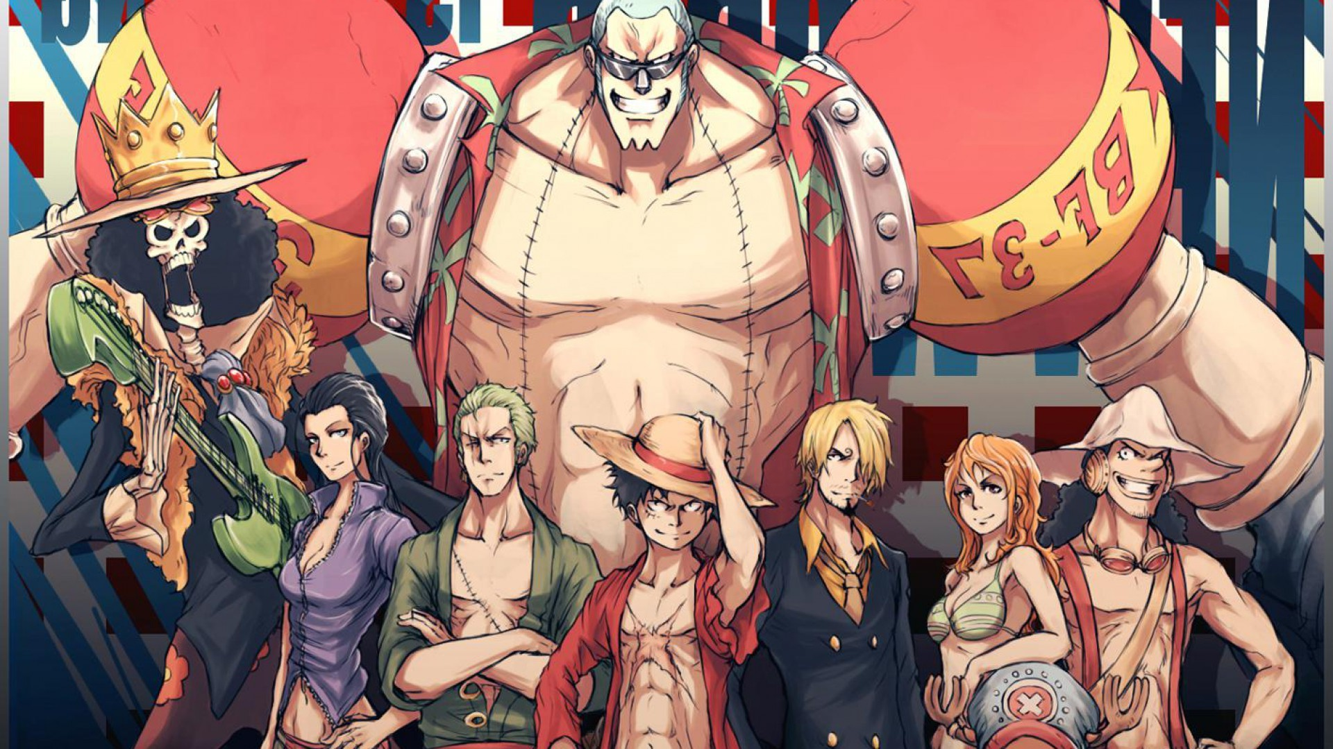 Res: 1920x1080, One Piece High Definition