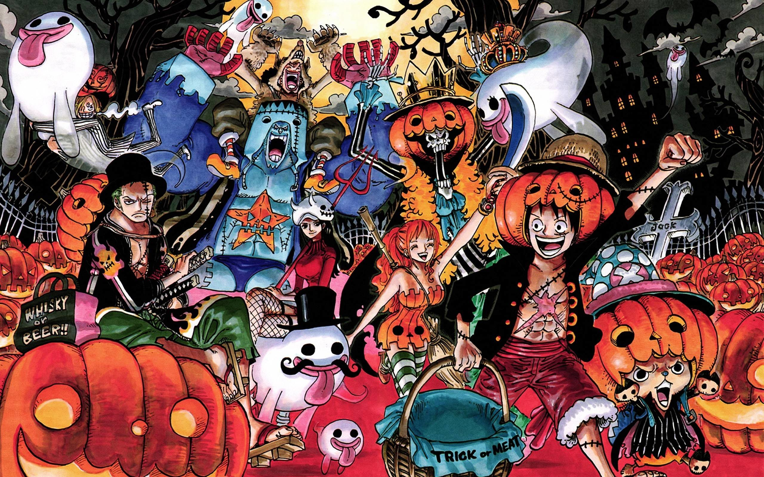 Res: 2560x1600, One Piece Wallpapers 8 - 2560 X 1600