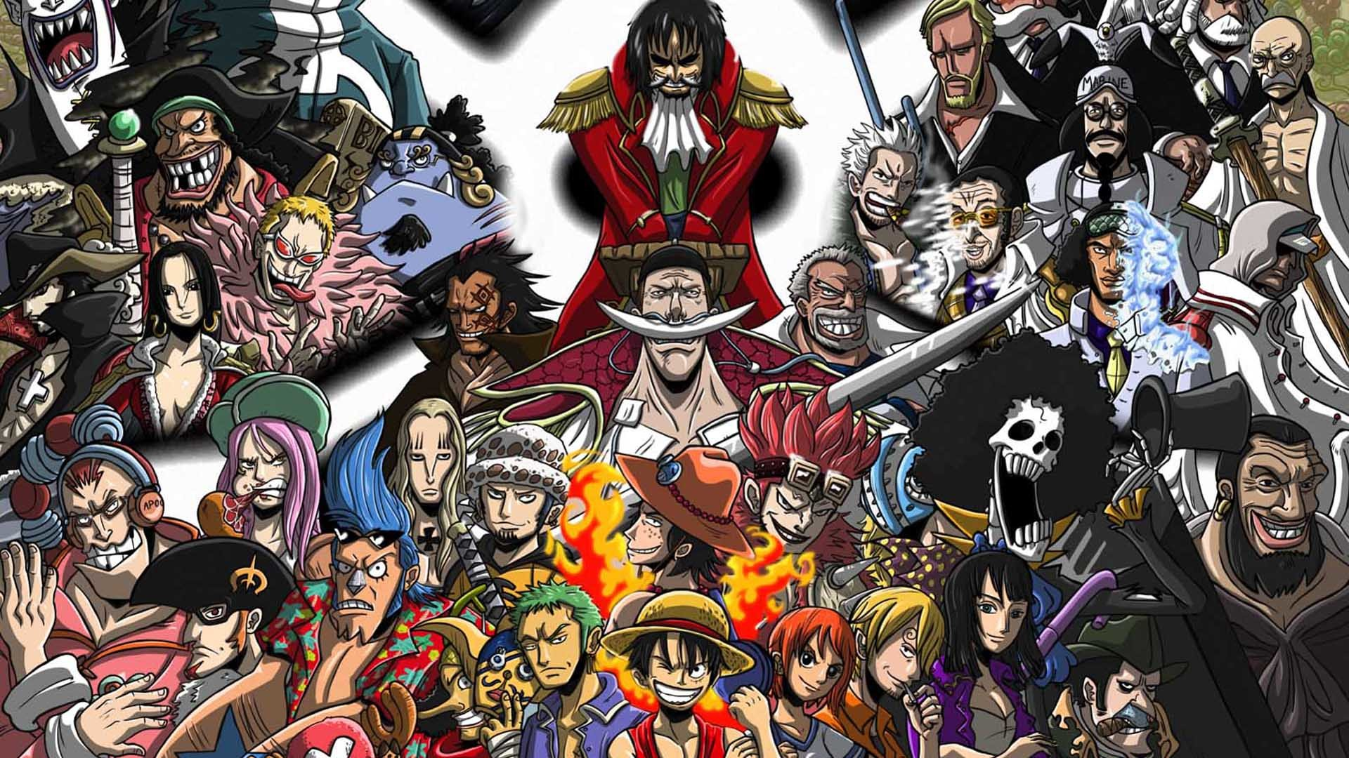 Res: 1920x1080, One Piece Wallpaper  Car Pictures