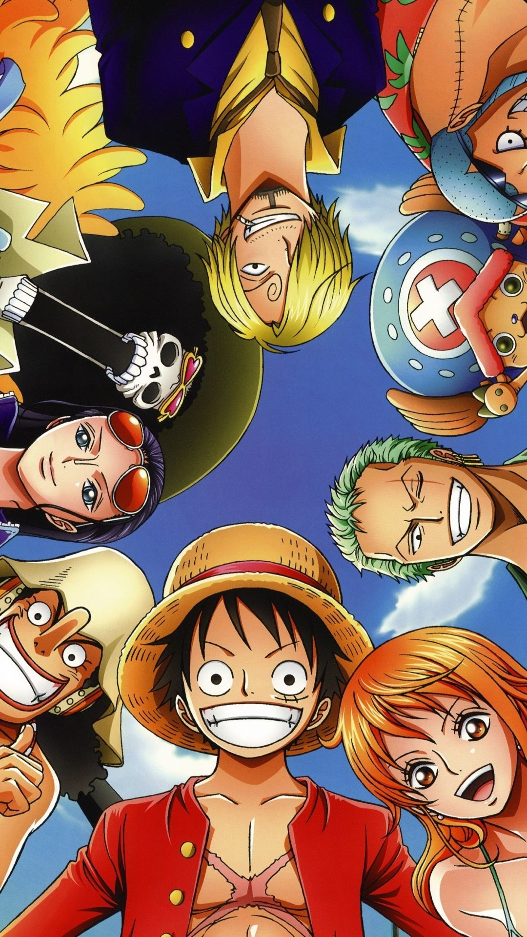 Res: 1080x1920, One Piece Iphone Wallpaper Download Free.