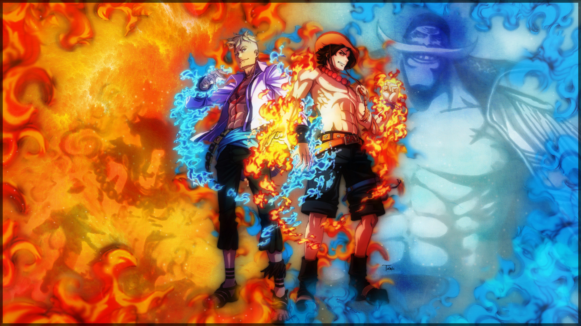 Res: 1920x1080, One Piece Wallpaper 1920 x 1080