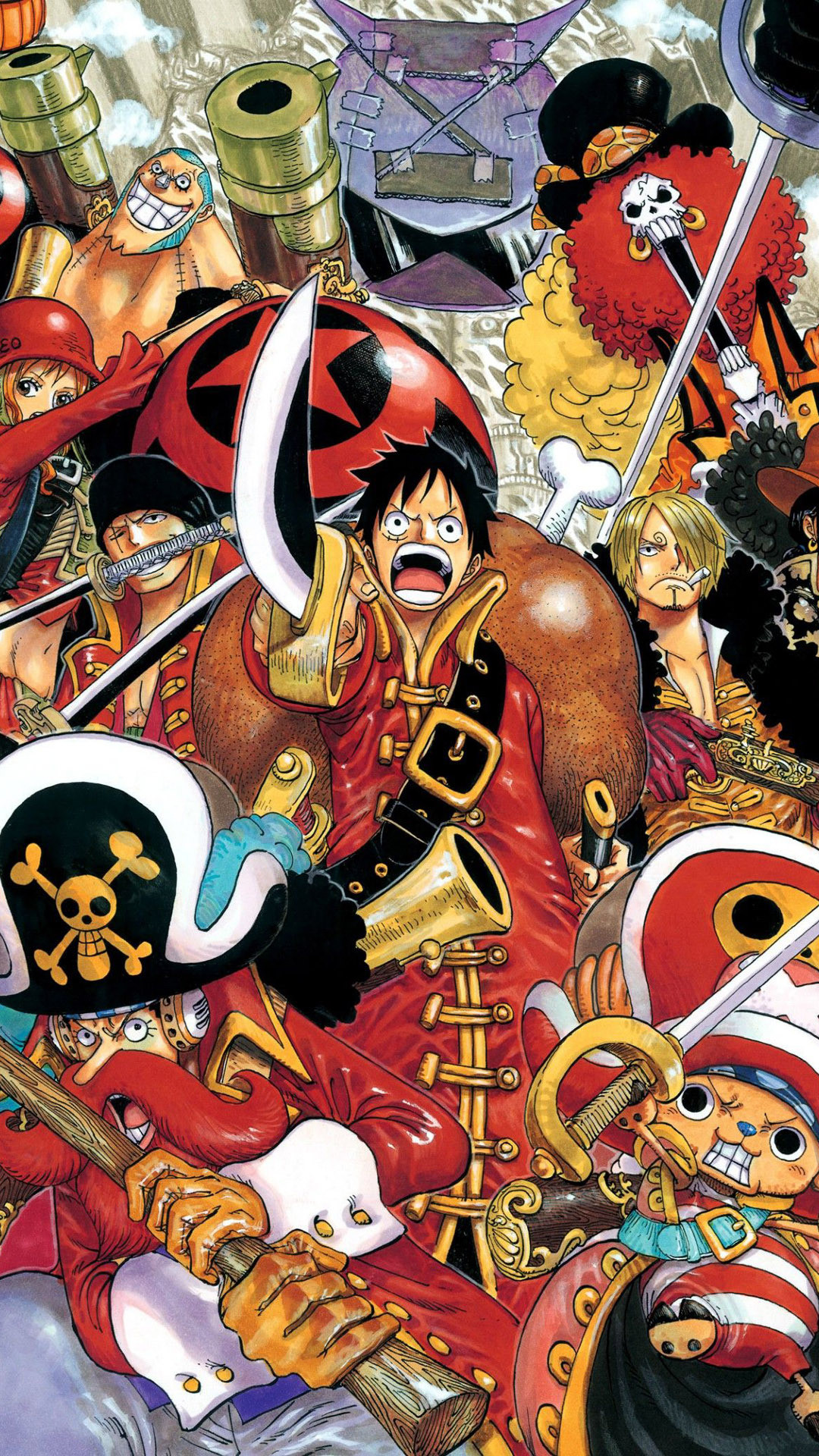 Res: 1080x1920, Best One Piece Wallpaper Vertical High Resolution Backgrounds Mobile For  Smartphone