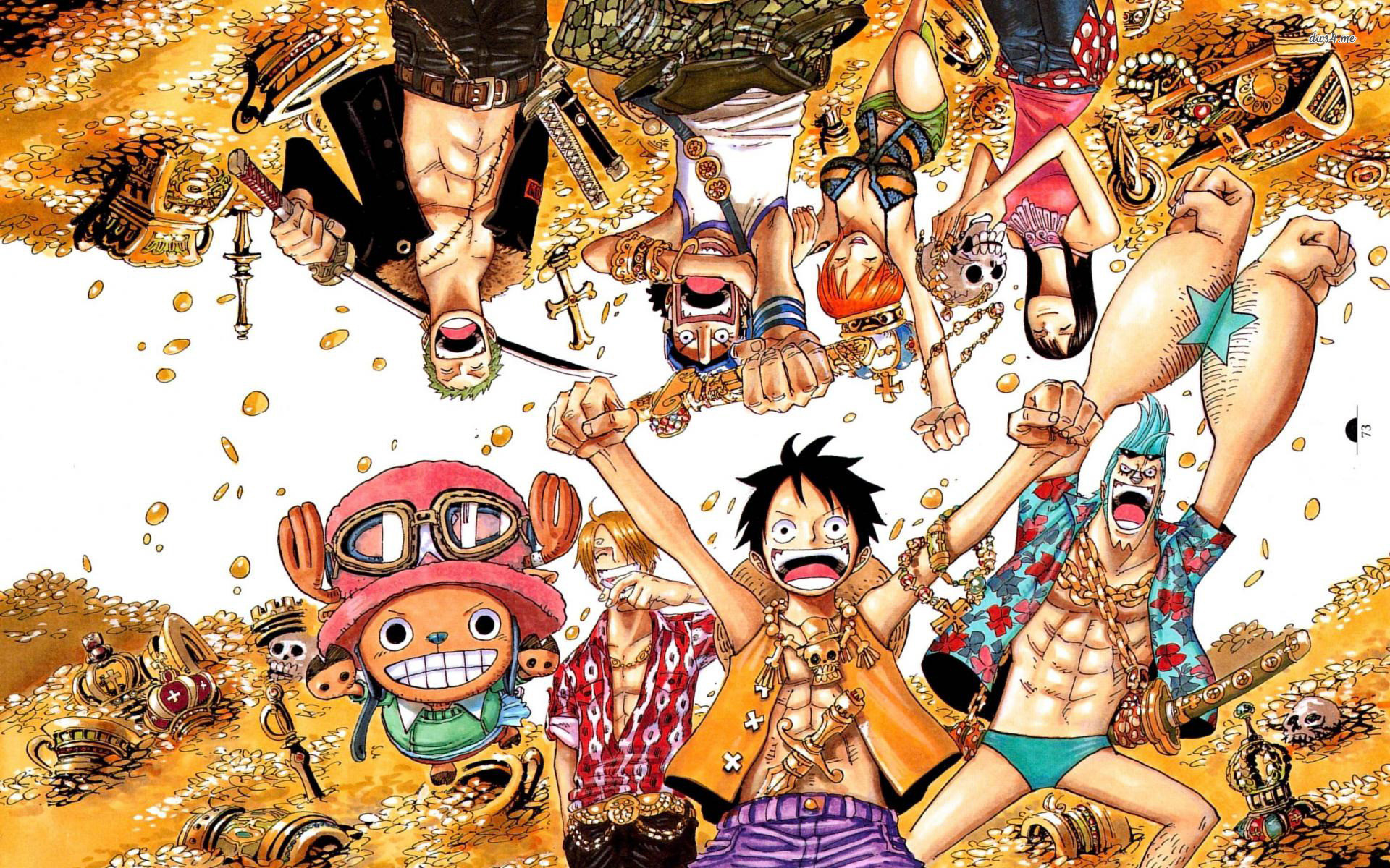 Res: 1920x1200, Anime One Piece Wallpaper Wallpaper