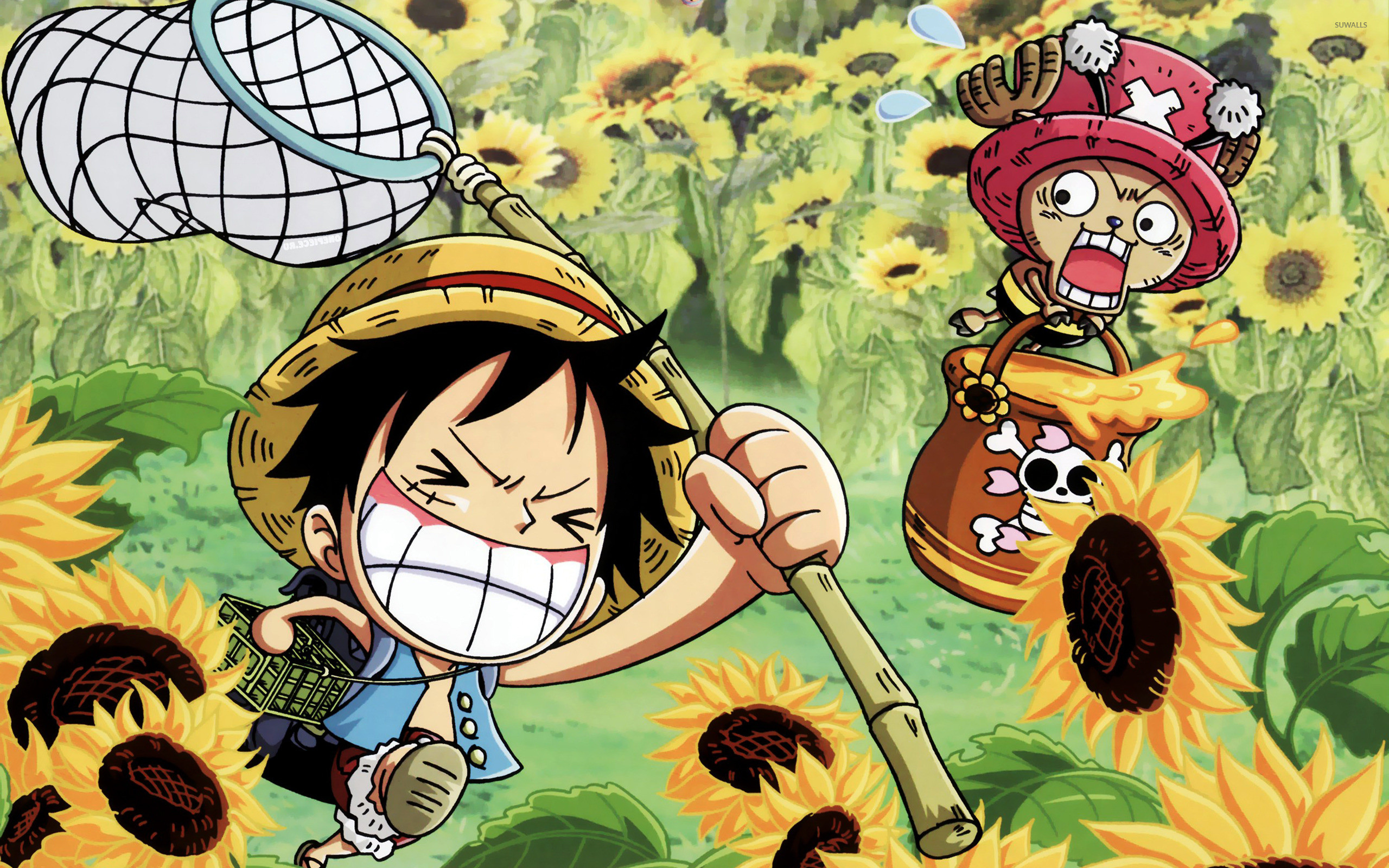 Res: 2560x1600, One Piece [7] wallpaper