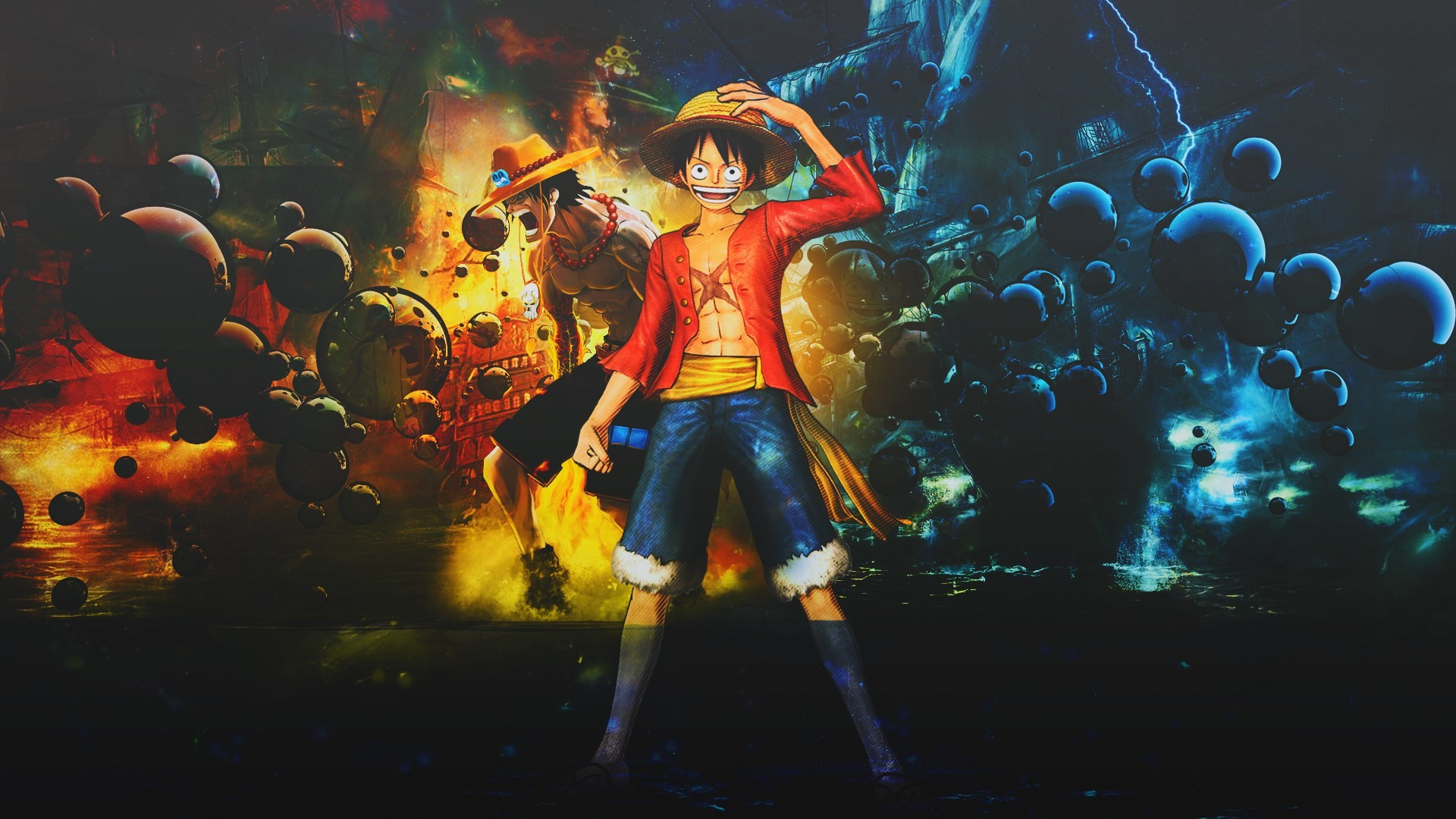 Res: 1920x1080, One Piece Wallpaper