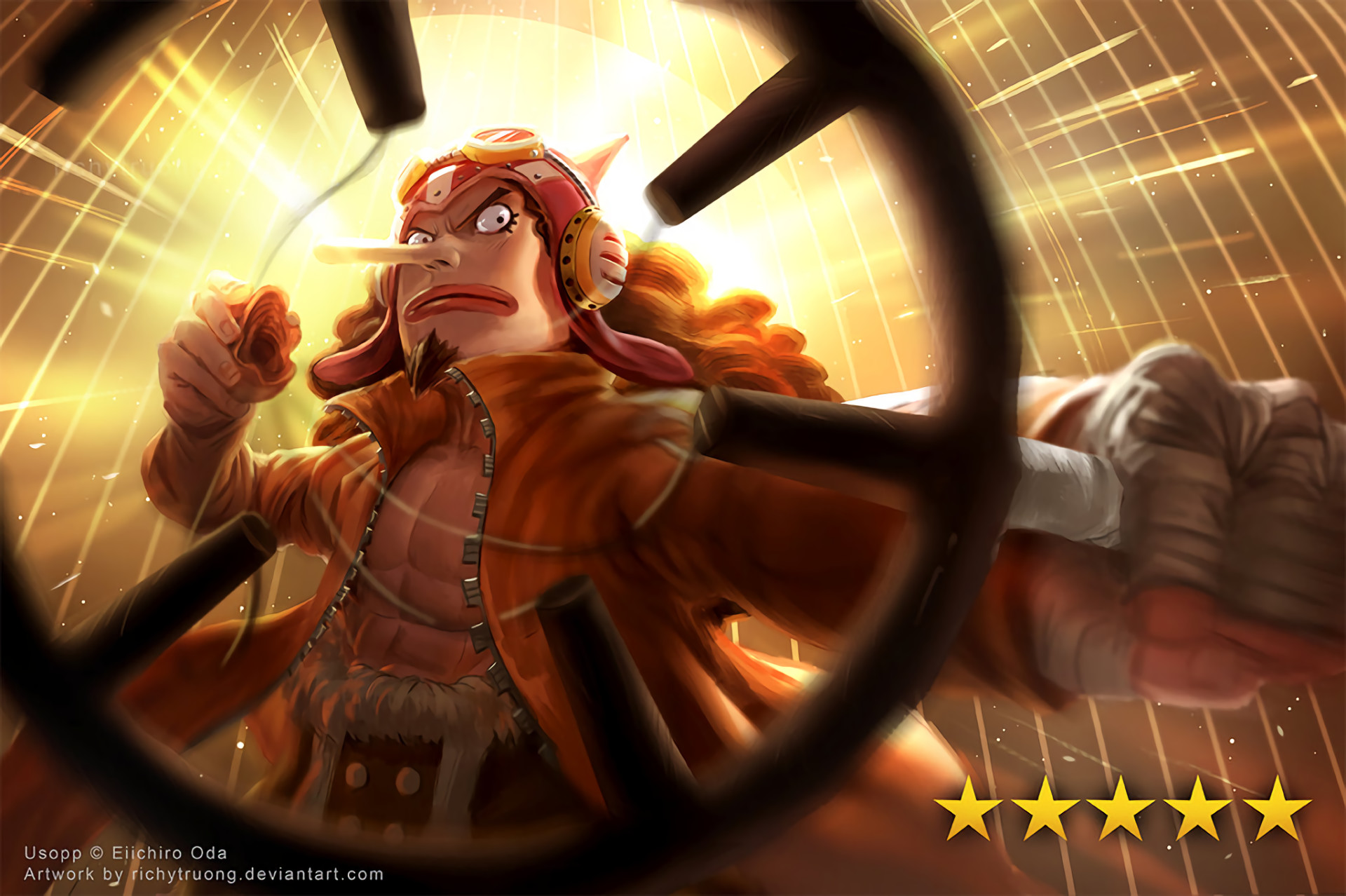 Res: 1920x1278, One Piece Usopp Wallpapers Is Cool Wallpapers