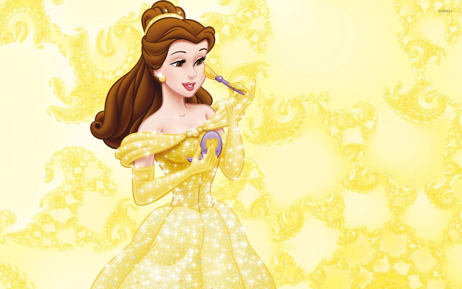 Res: 1920x1200, Belle Beauty and the Beast