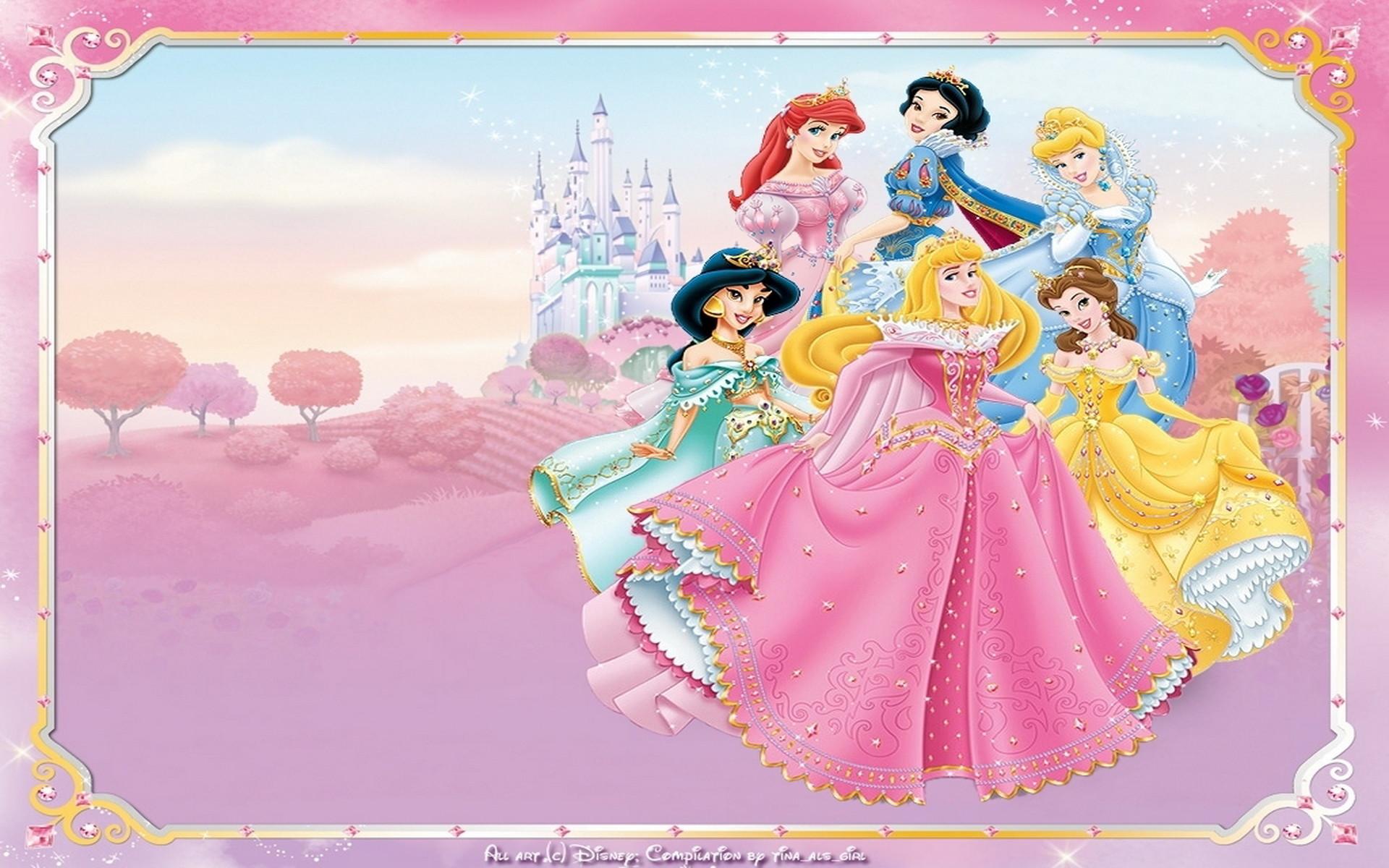Res: 1920x1200, ... Princess Awesome Photo | 5272353 Princess Wallpapers,  ...
