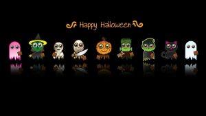 Funny Halloween wallpapers