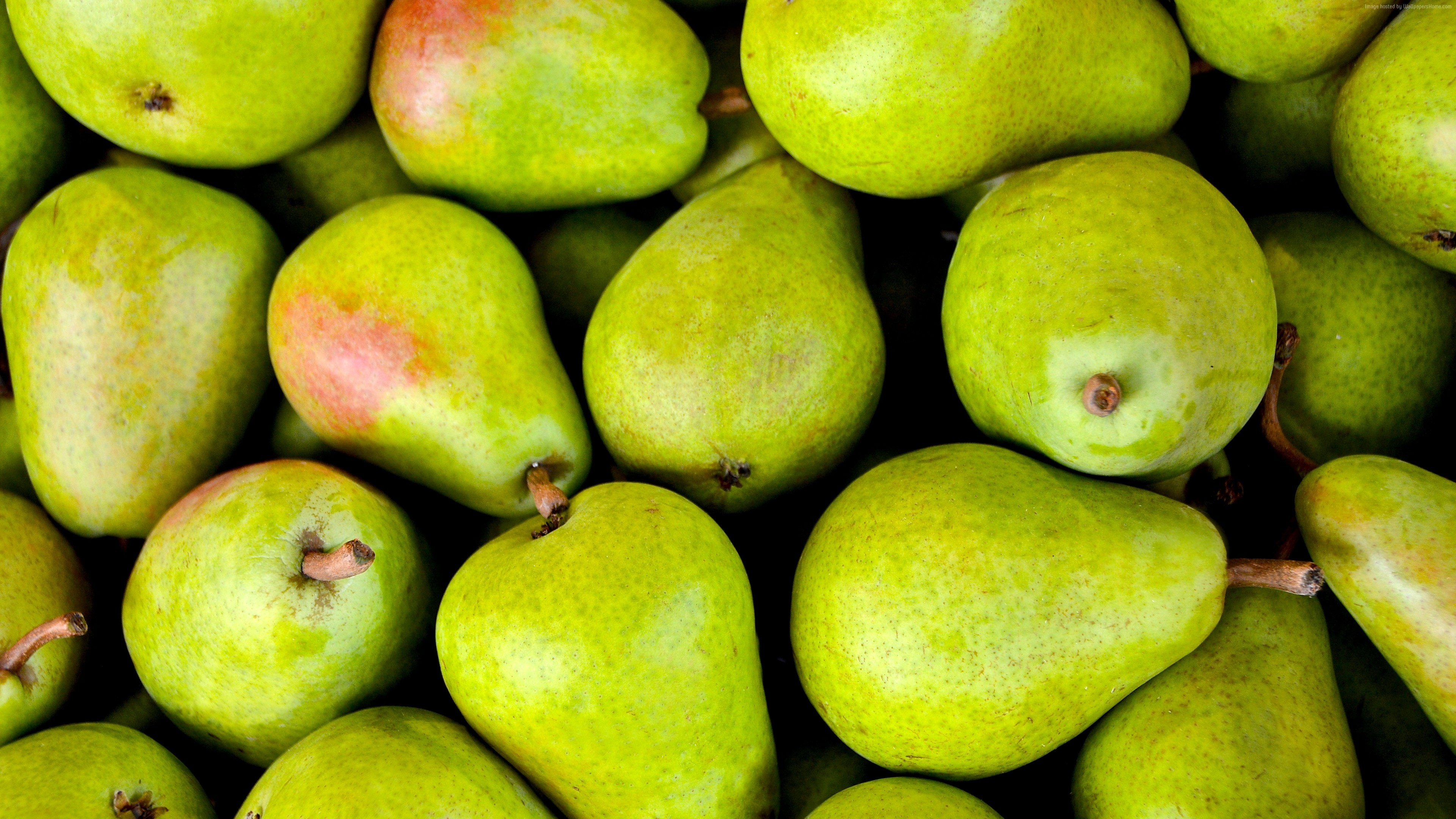 Res: 3840x2160, pear