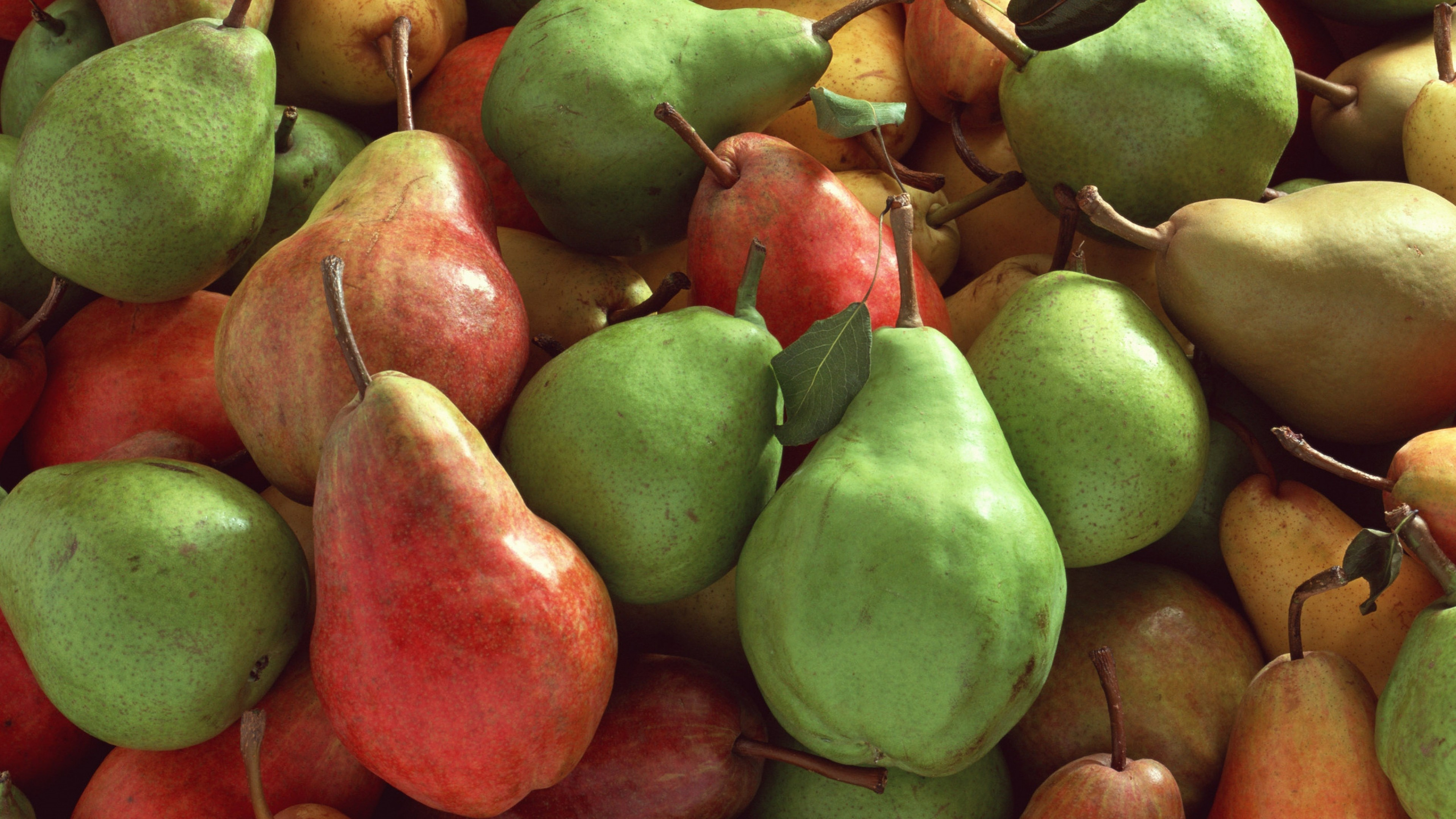 Res: 3840x2160, 10 HD Pears Fruit Wallpapers