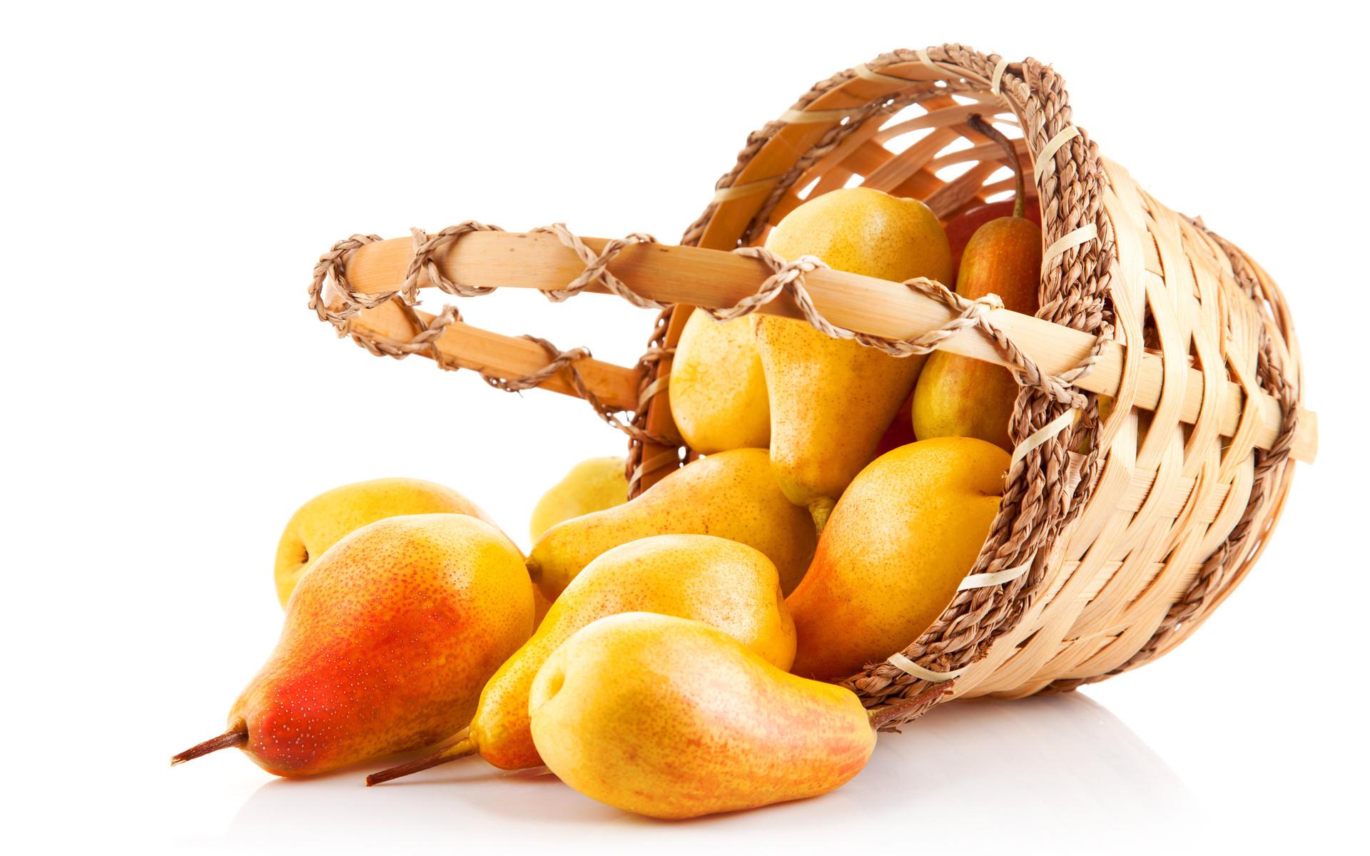 Res: 1920x1200, Food - Pear Wallpaper