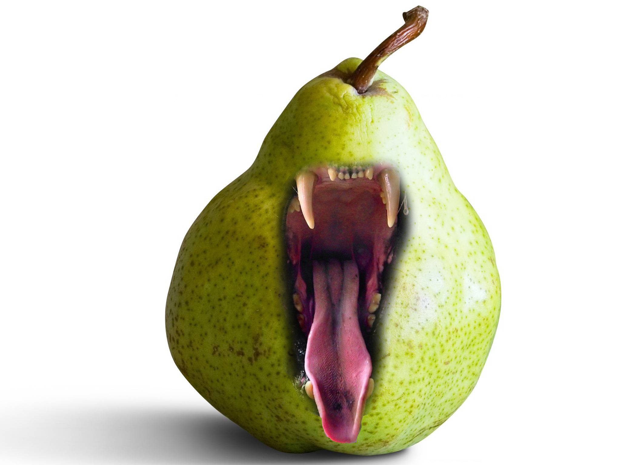 Res: 2096x1536, ... Scary Pear by After-Taste