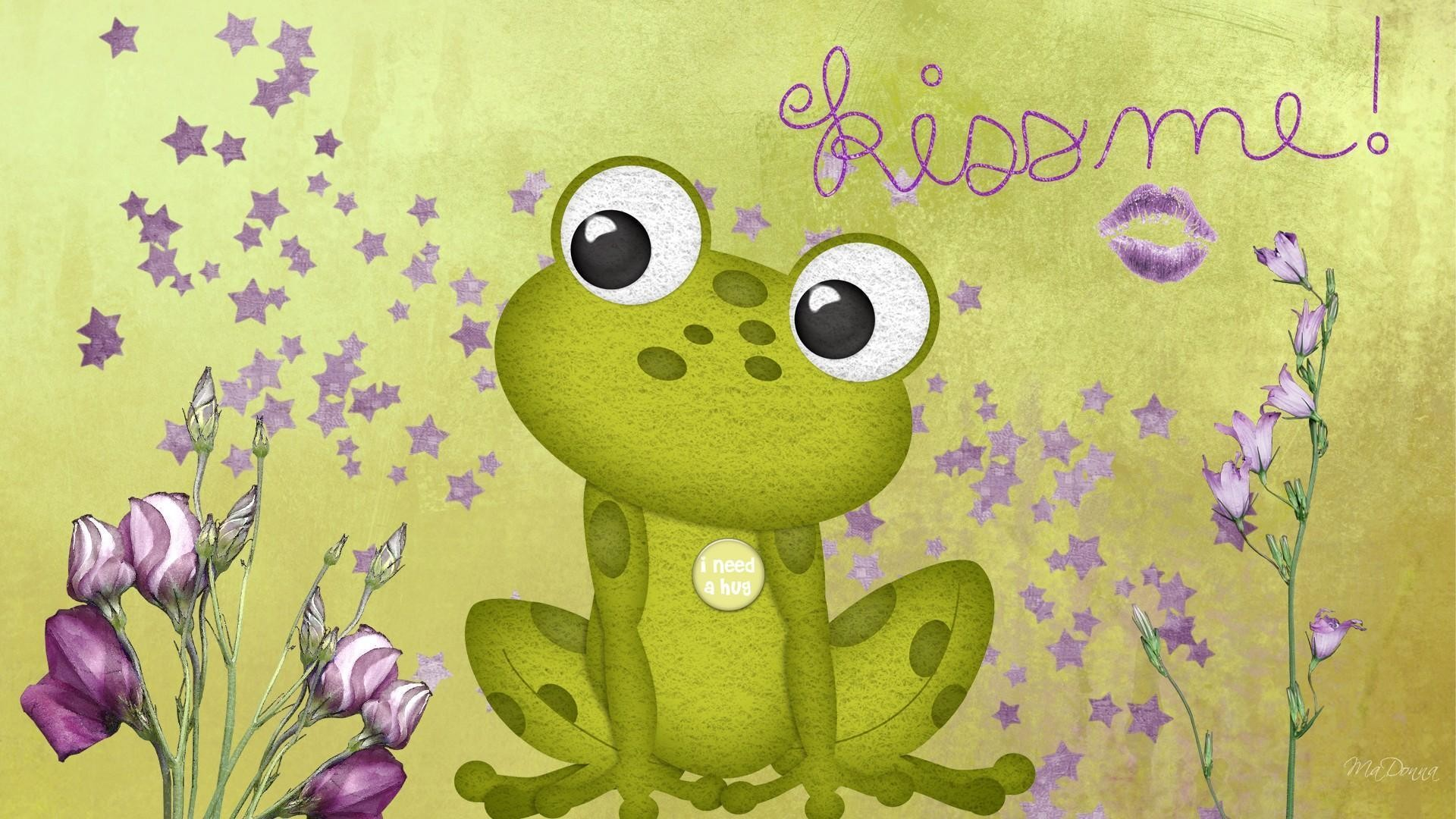 Res: 1920x1080, HD Froggy Jump Wallpaper