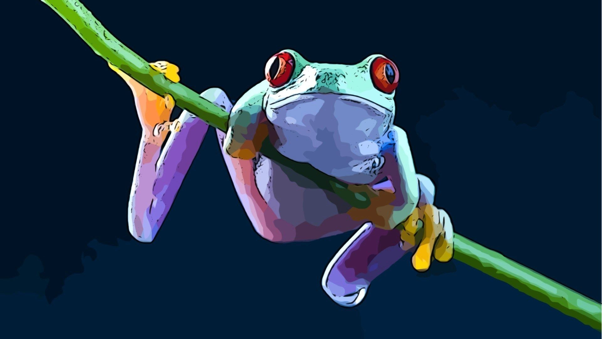 Res: 1920x1080, 1858073, free wallpaper and screensavers for tree frog