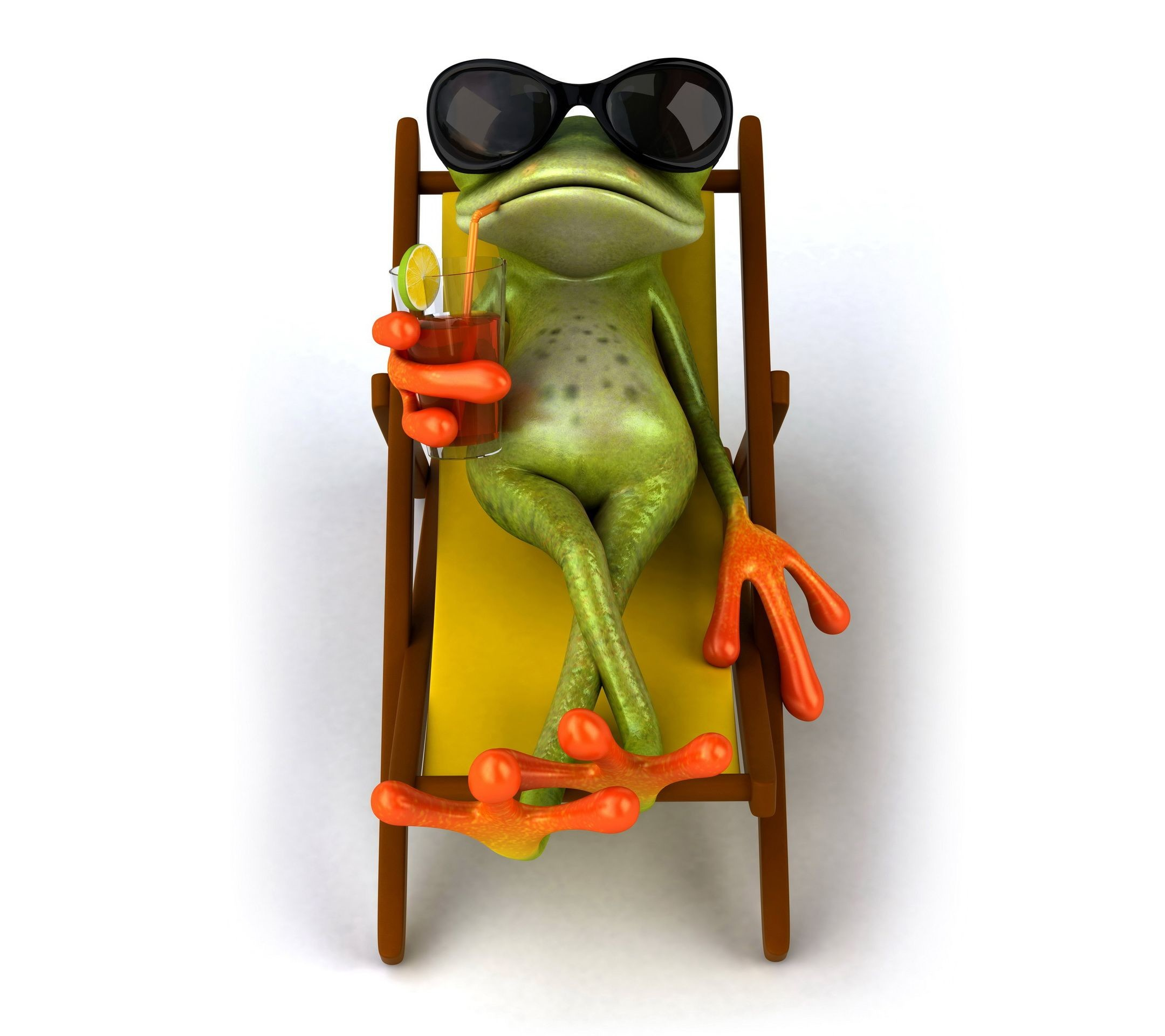 Res: 2160x1920, Relaxing Frog Desktop Background wallpapers HD free - 336454