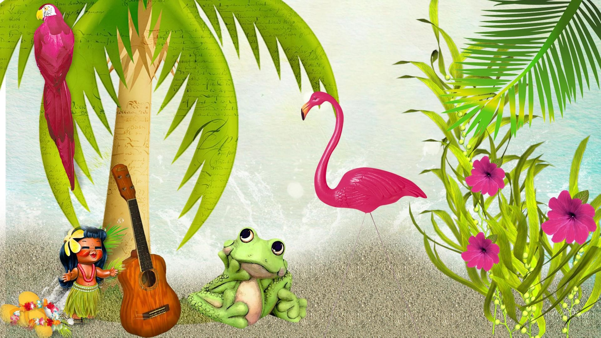 Res: 1920x1080, Froggy Vacation
