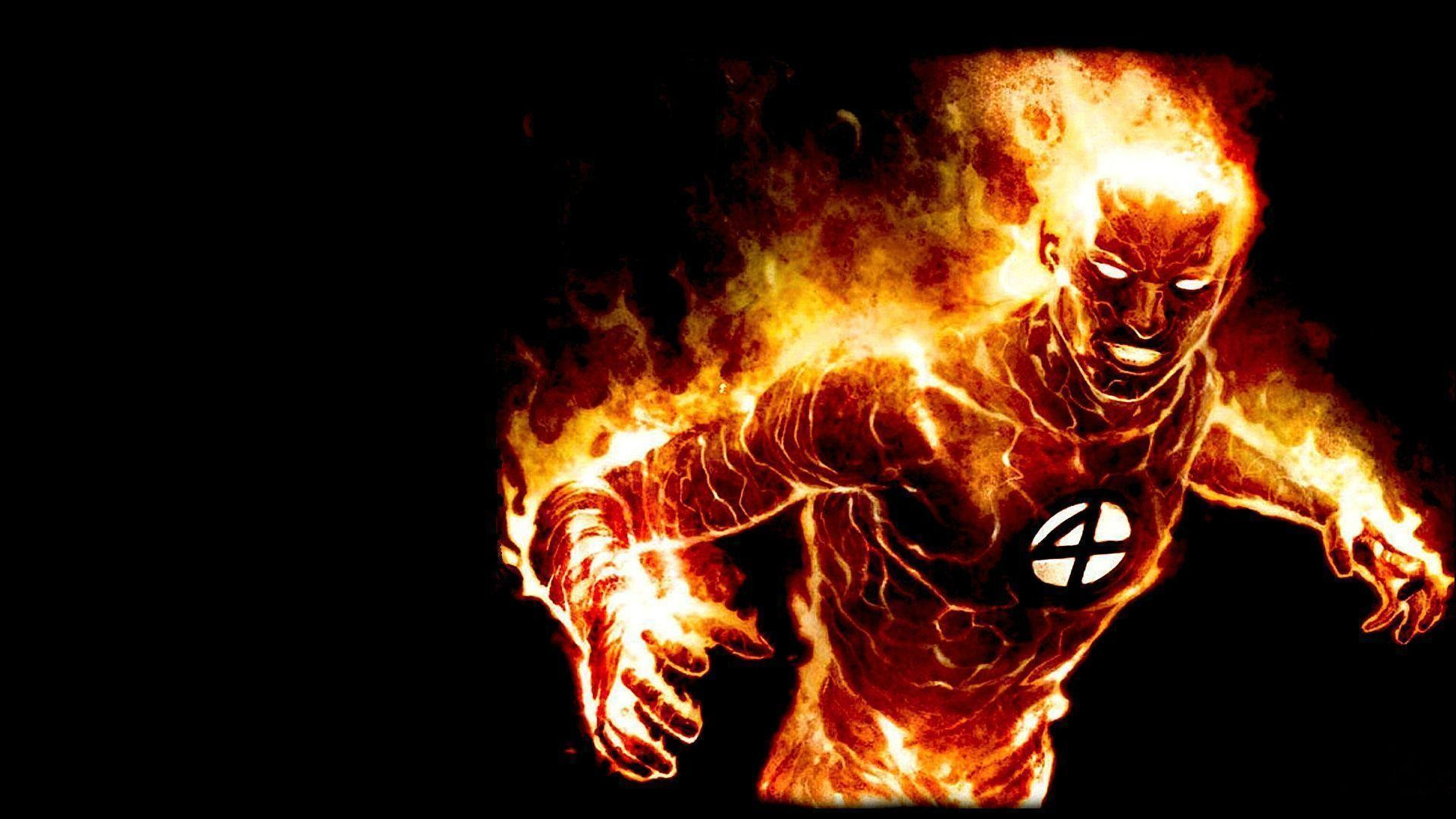 Res: 1920x1080, Human Torch 3 263698 Images HD Wallpapers| Wallfoy.com