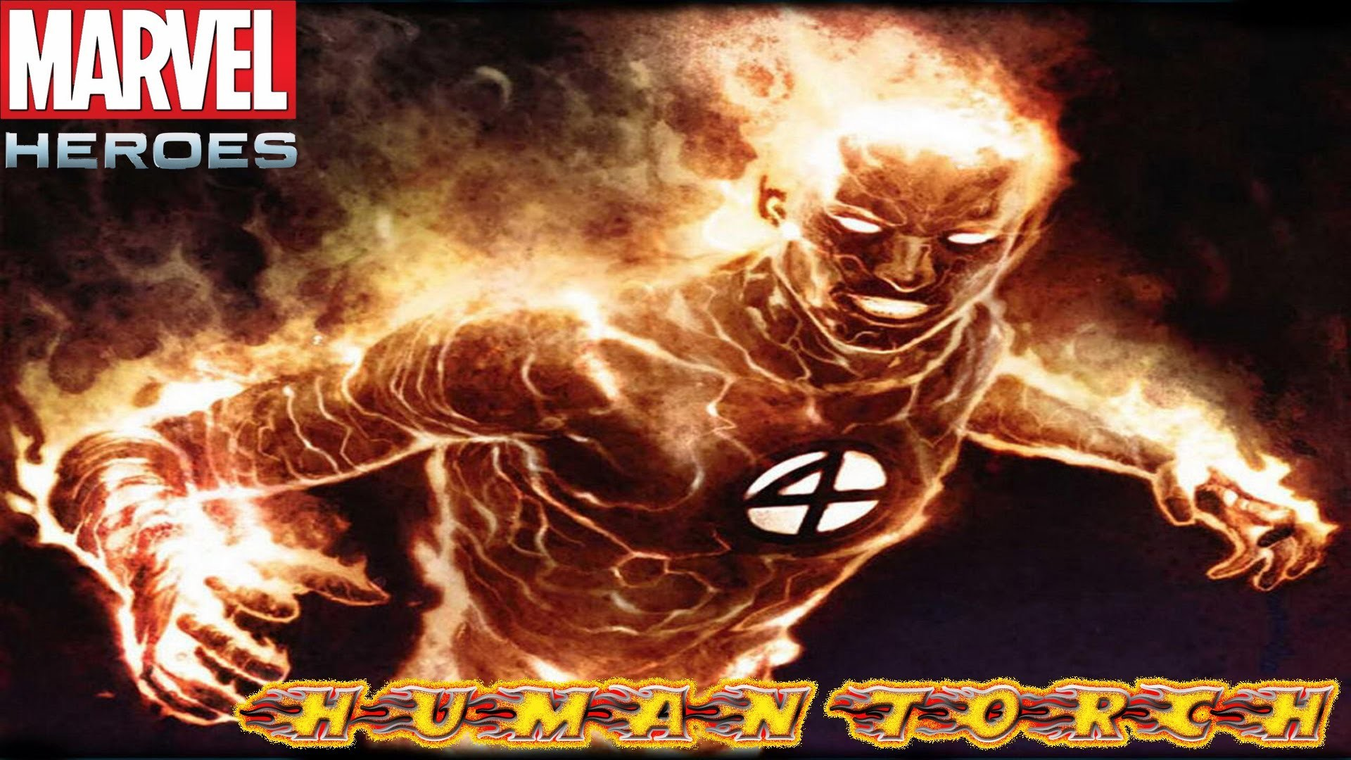 Res: 1920x1080, The Human Torch 2.11 12/24 DPS Breakdown +Unique's (Marvel Heroes #27)